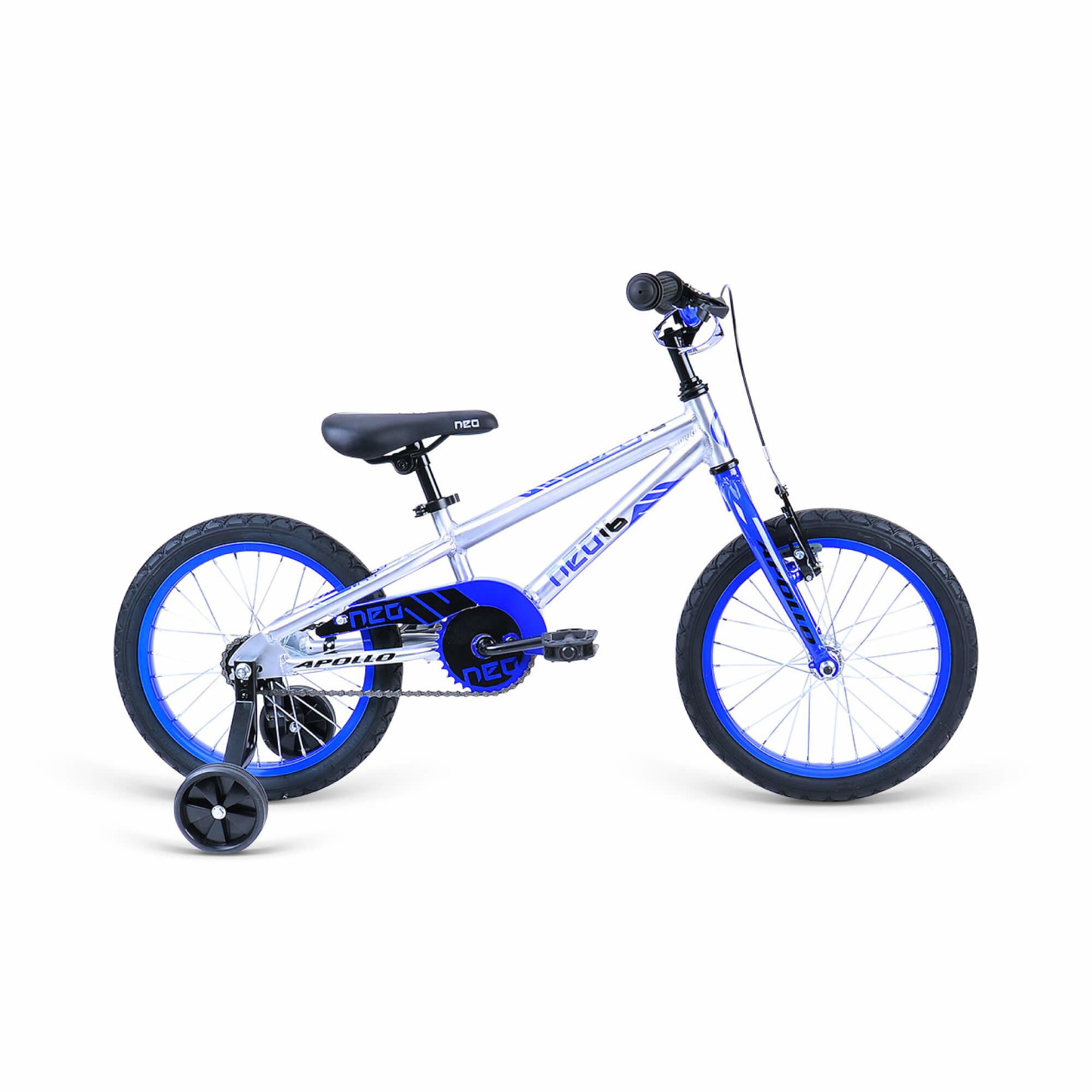 Boys Bike 16-1