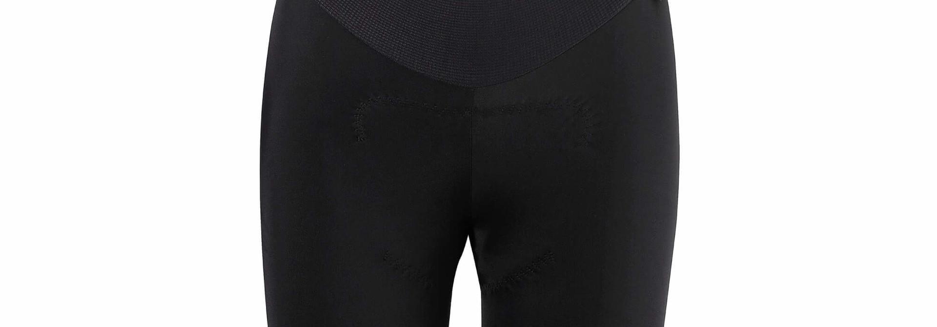 H.Laalalai S7 Lady Block Black Shorts