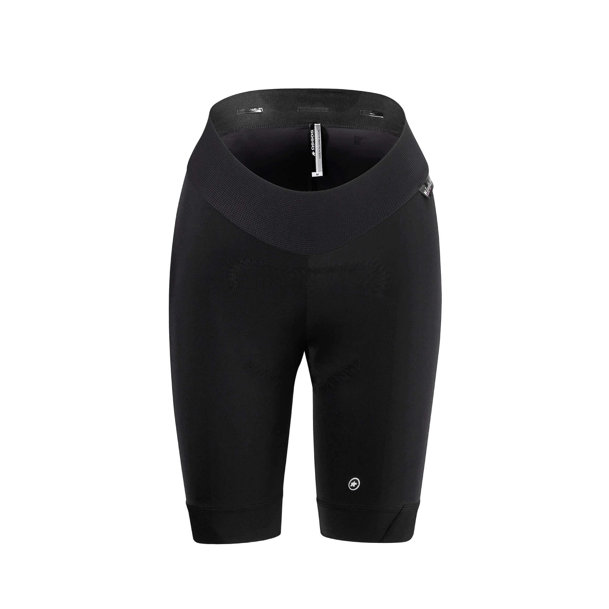 H.Laalalai S7 Lady Block Black Shorts-1