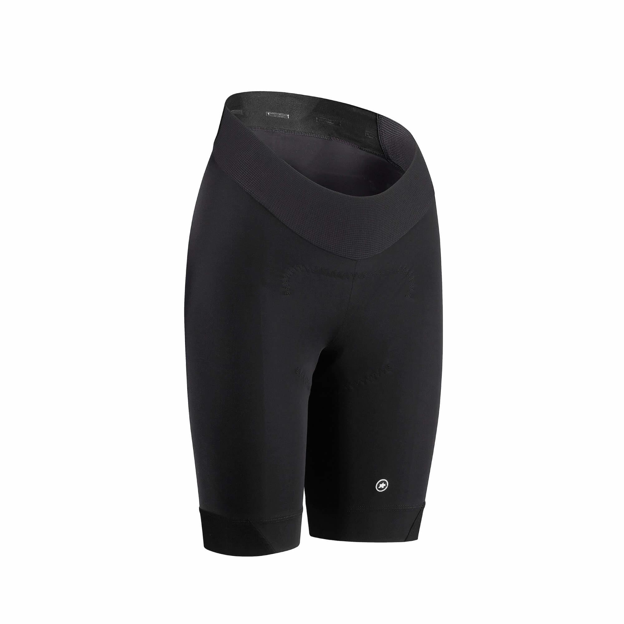 H.Laalalai S7 Lady Block Black Shorts-2