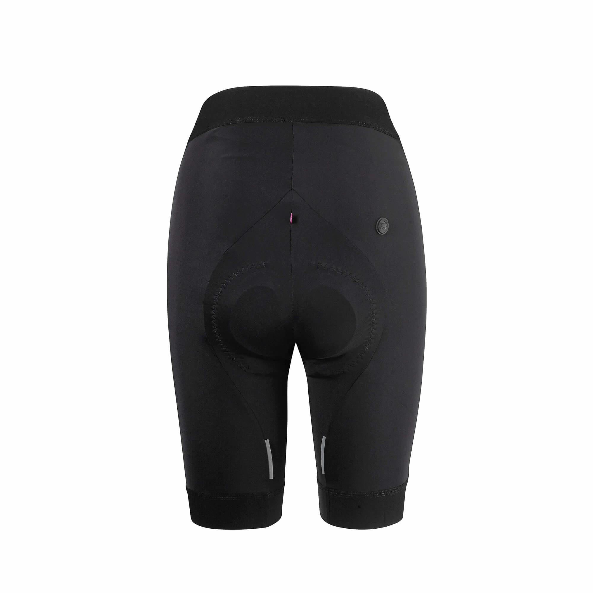 H.Laalalai S7 Lady Block Black Shorts-3