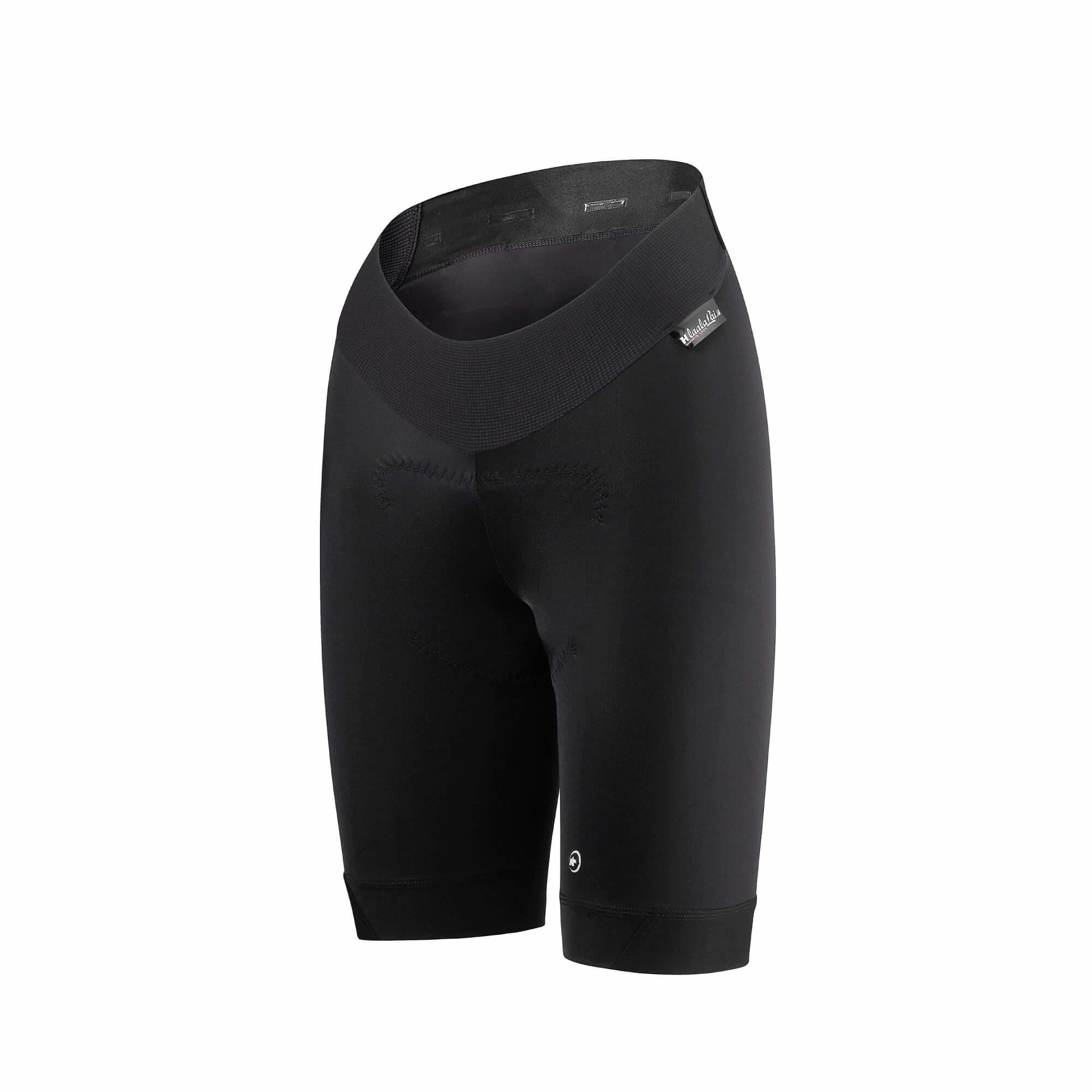 H.Laalalai S7 Lady Block Black Shorts-4