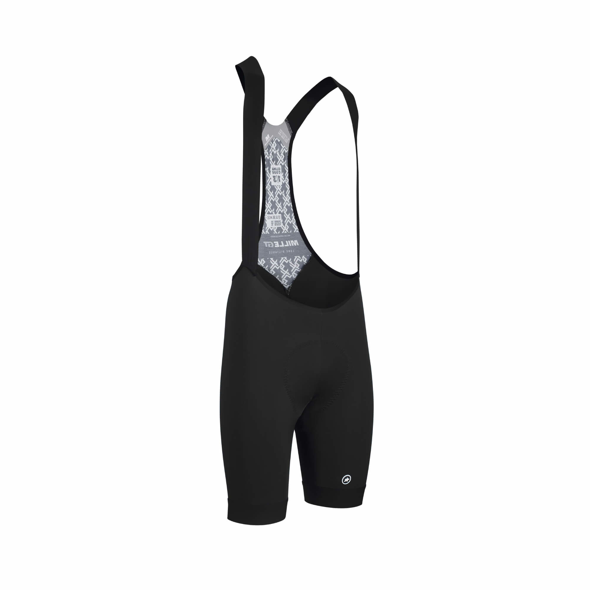 Mille GT Black Series Bib Shorts-2