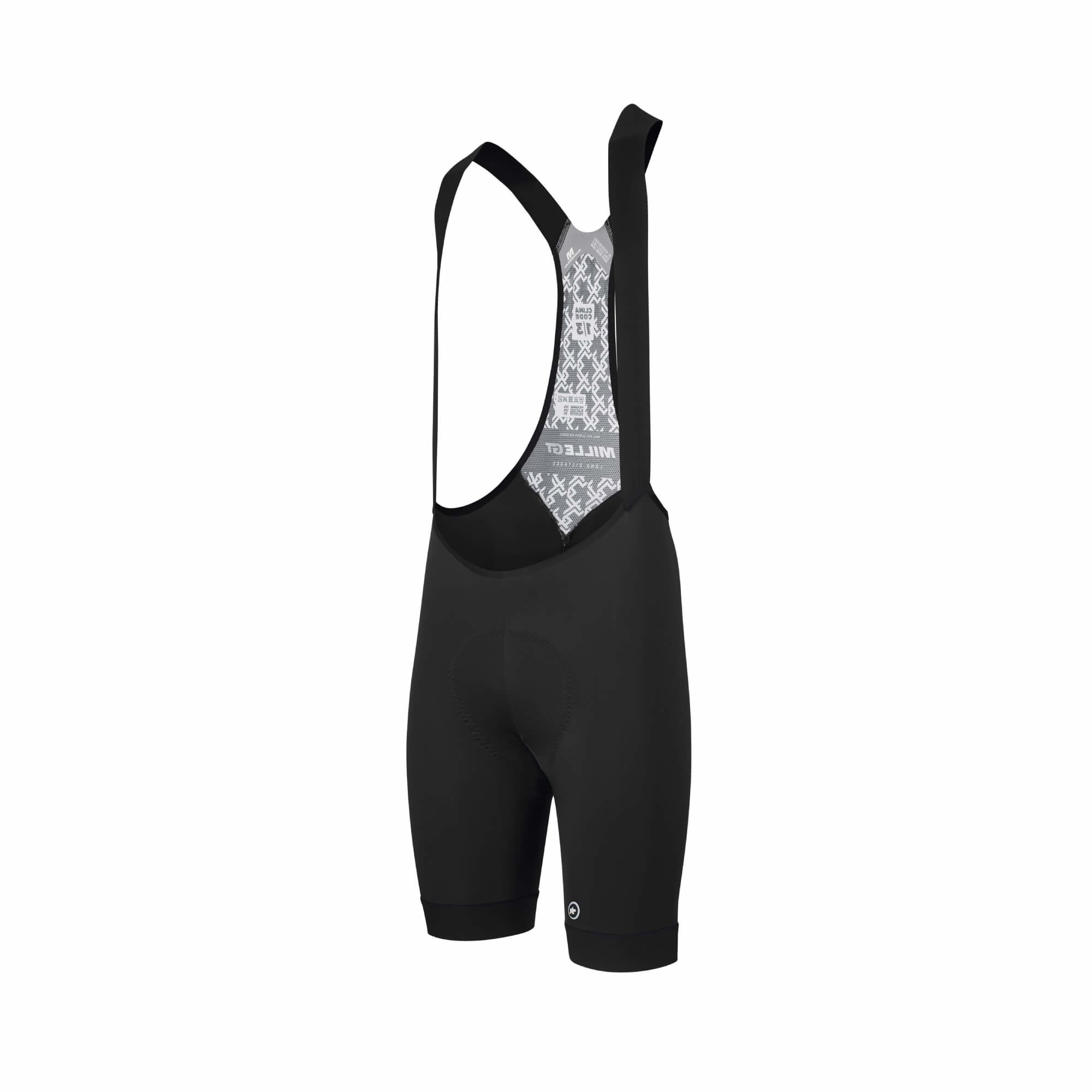 Mille GT Black Series Bib Shorts-4