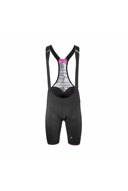T.Equipe S7 Black Volkanga Bib Shorts