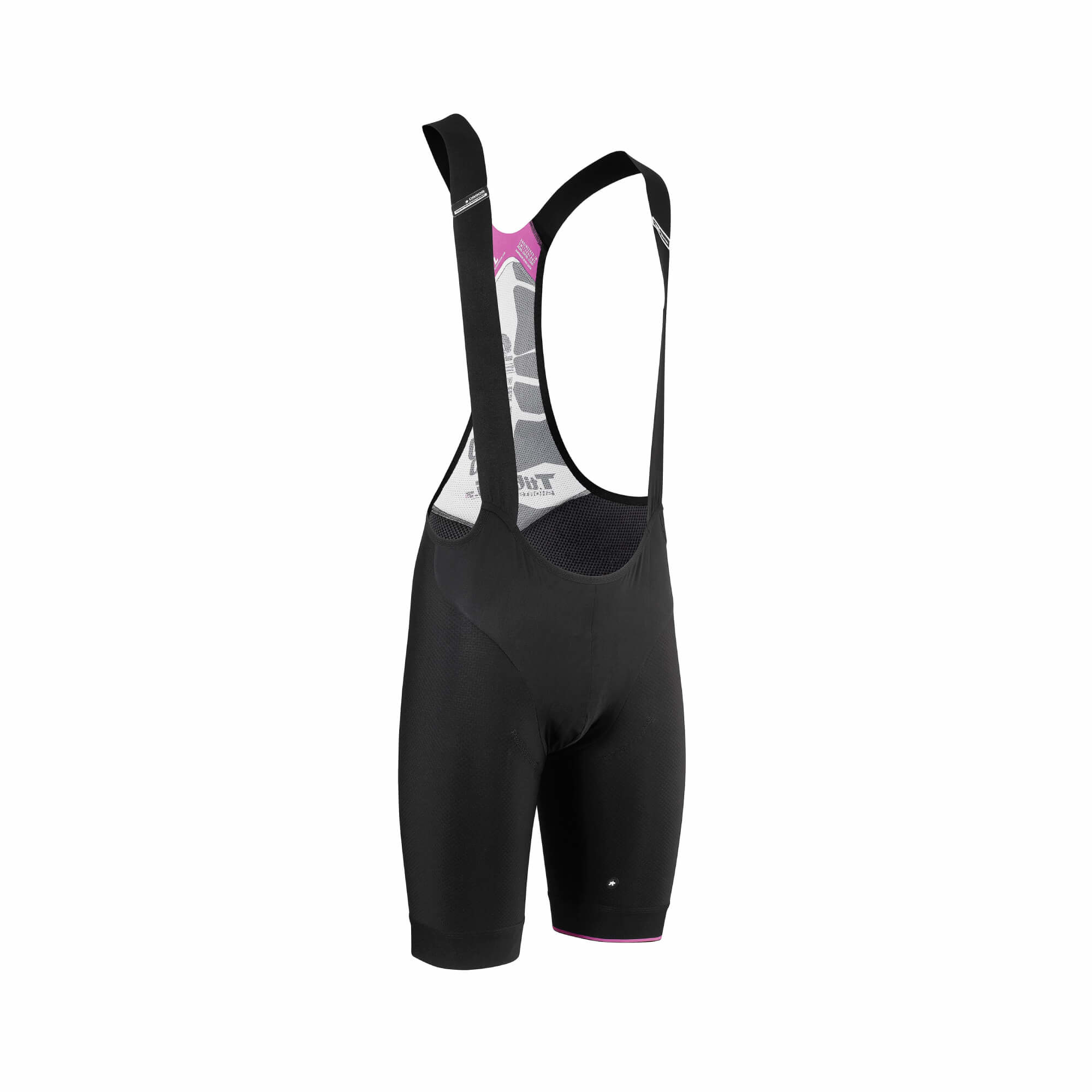 T.Tiburu S7 Black Volkanga Bib Shorts Small-2