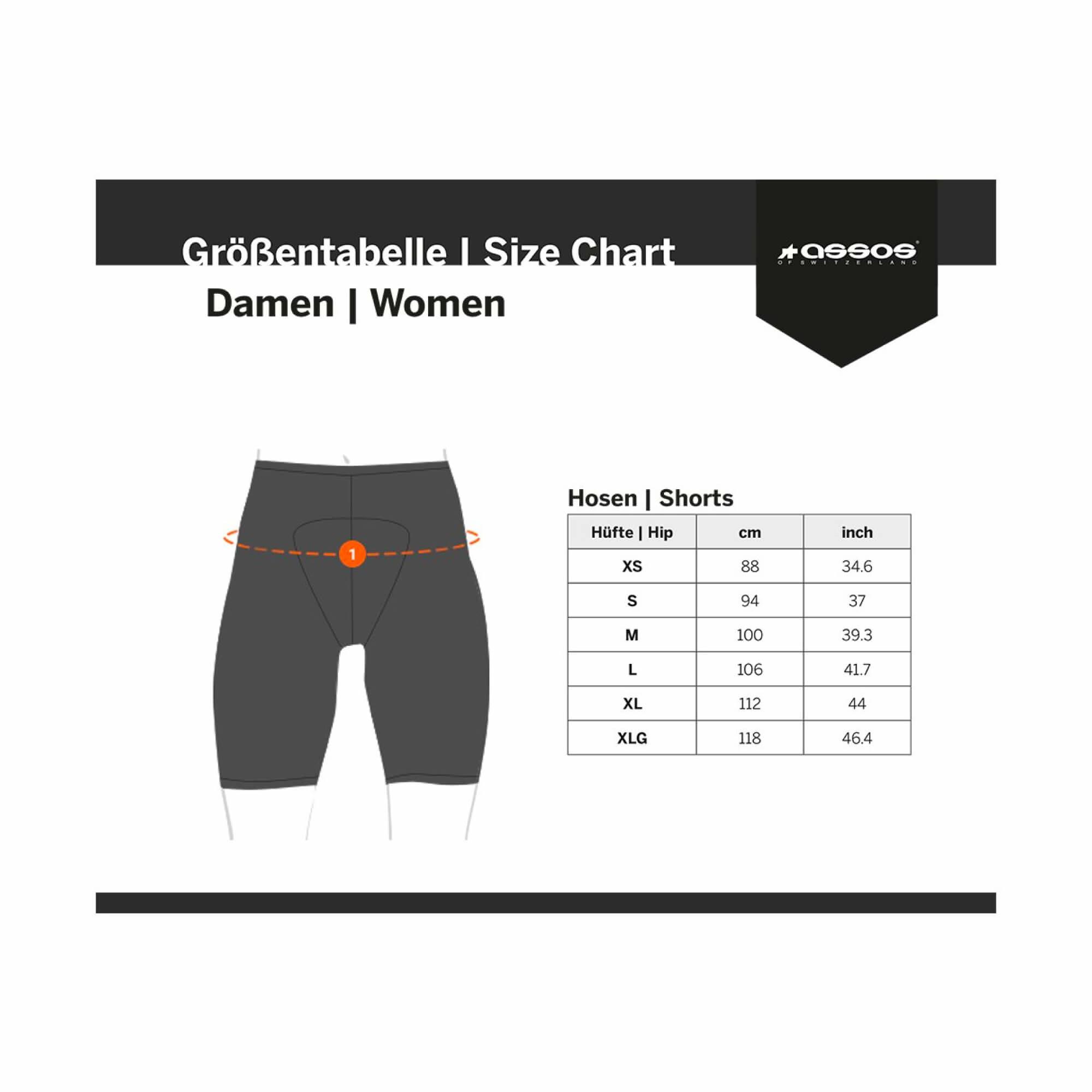 T.Laalalai S7 Lady Block Black Shorts-6