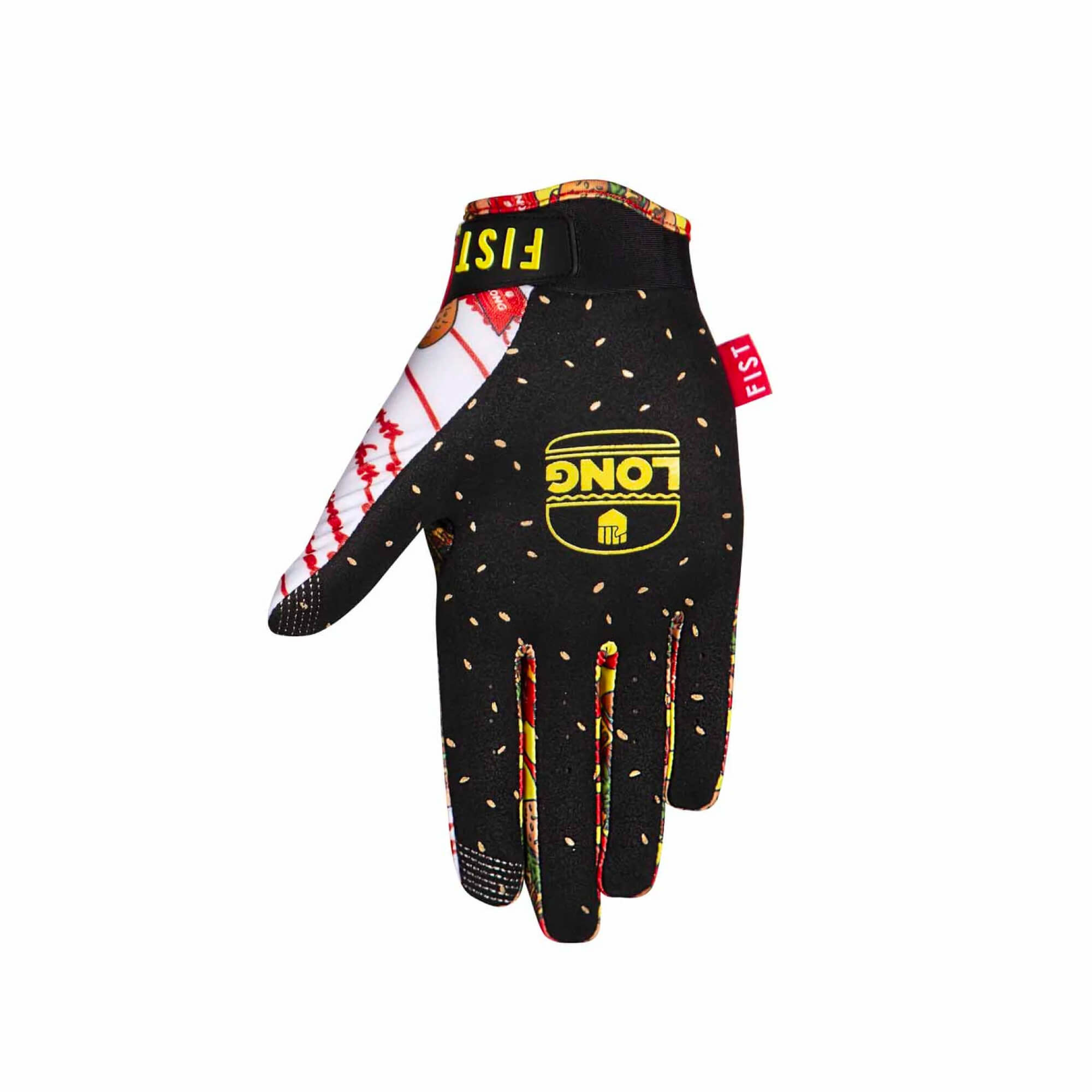Dylan Long Gloves - Burgers-2
