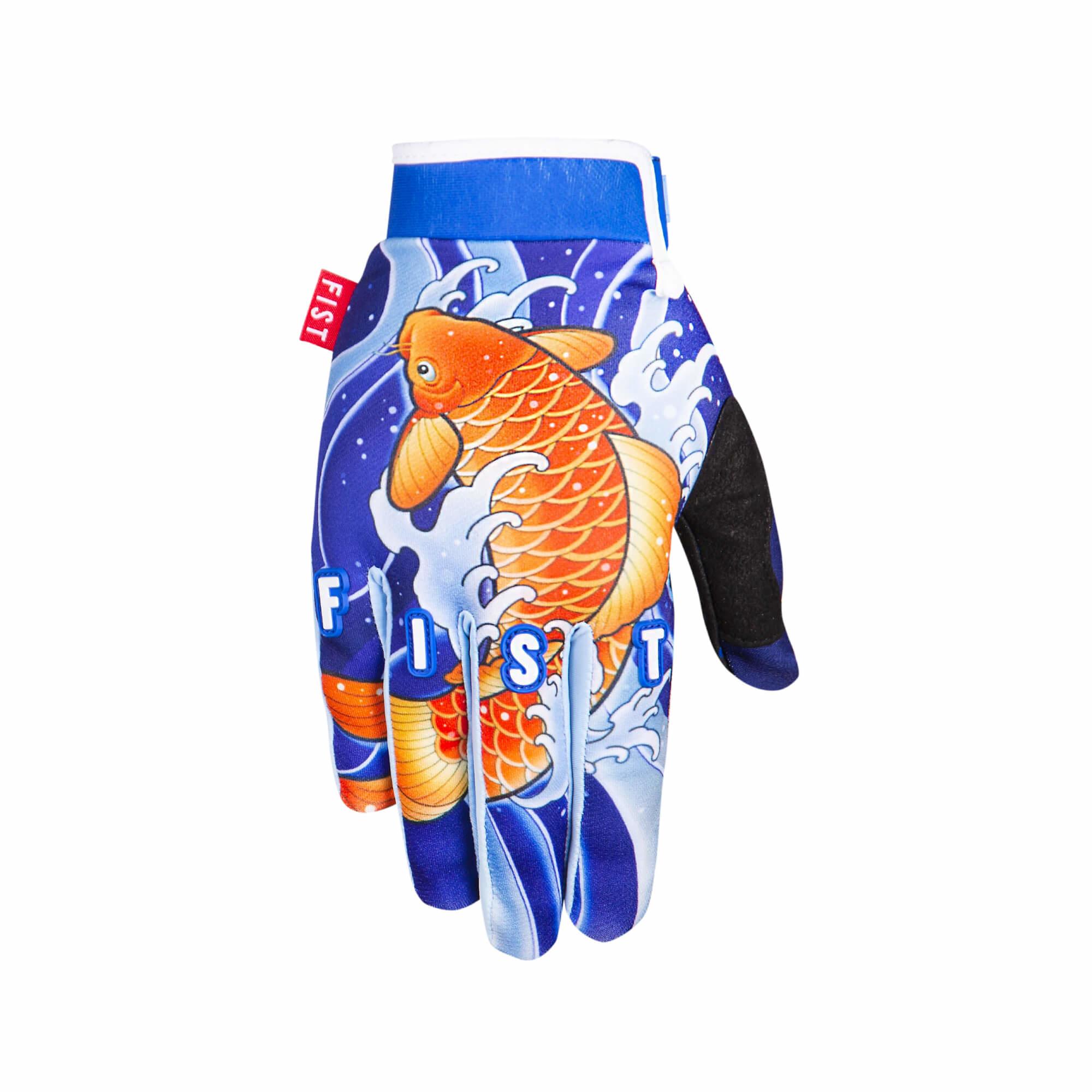 Kai Sakakibara Gloves - Kaifight Koi-1