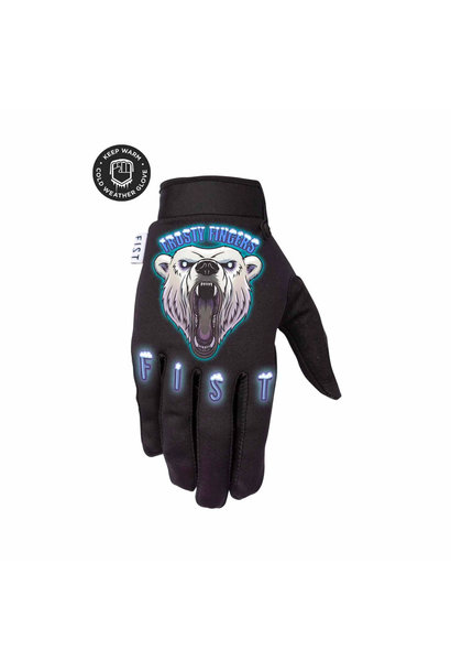 Frosty Fingers Gloves - Polar Bear Cold Weather