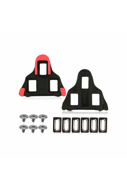SM-SH10 Spd-Sl Cleat Set Fixed Mode - Red