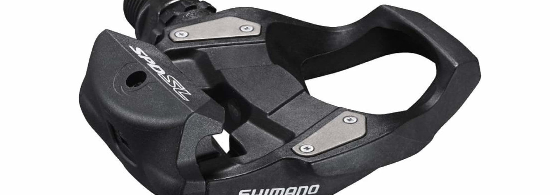 PD-RS500 SPD-SL Pedals Black