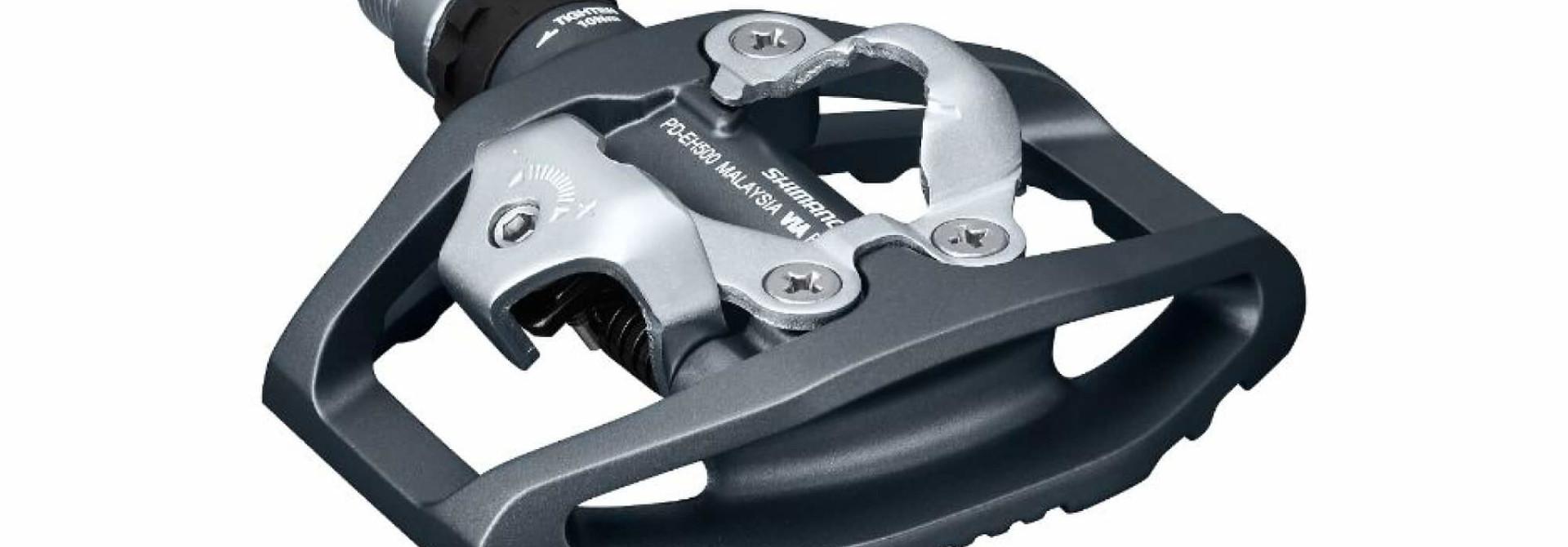 PD-EH500 SPD Pedals Explorer Flat Side / SPD Side