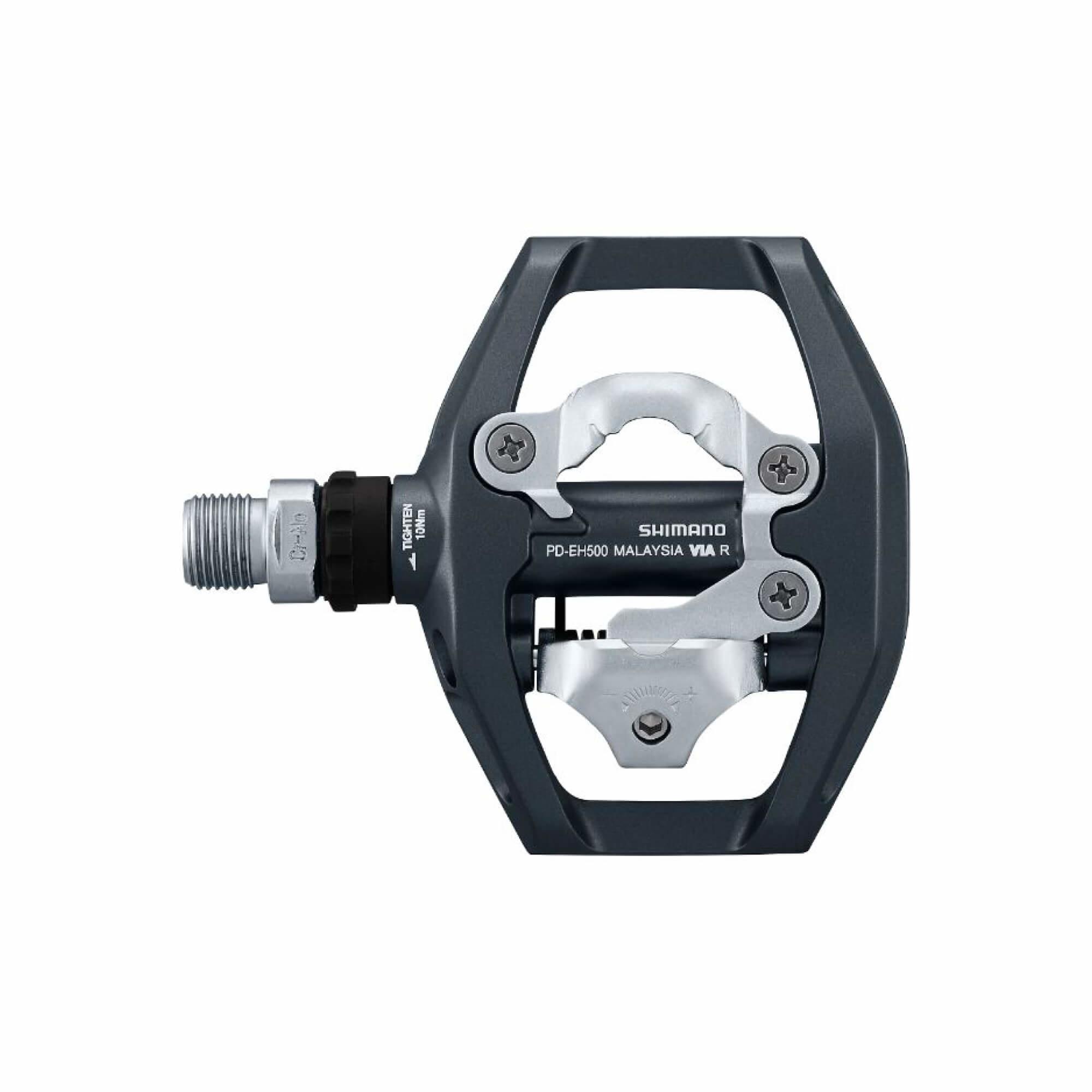 PD-EH500 SPD Pedals Explorer Flat Side / SPD Side-2