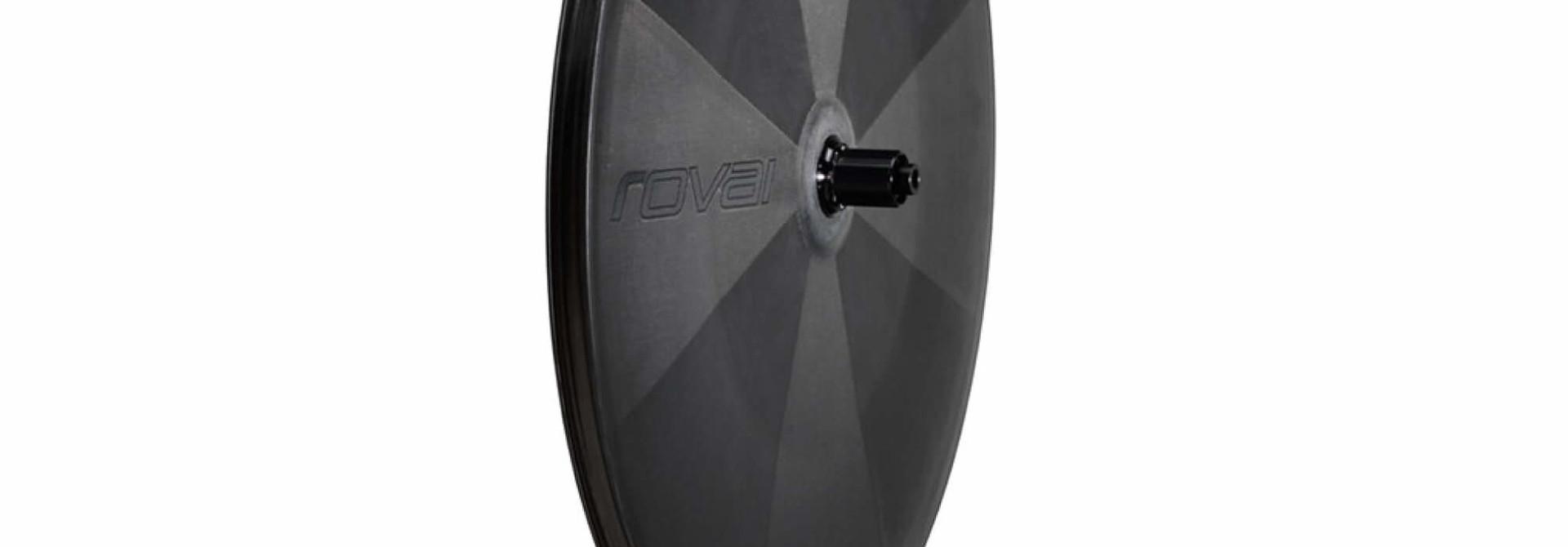Roval 321 Disc Carbon/Gloss White - Disc Brake 2021