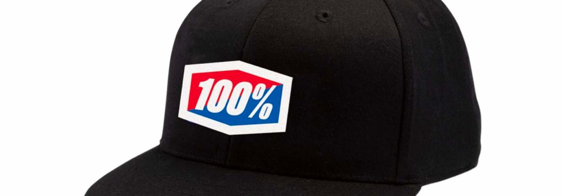 Official J-Fit Flexfit Hat Black