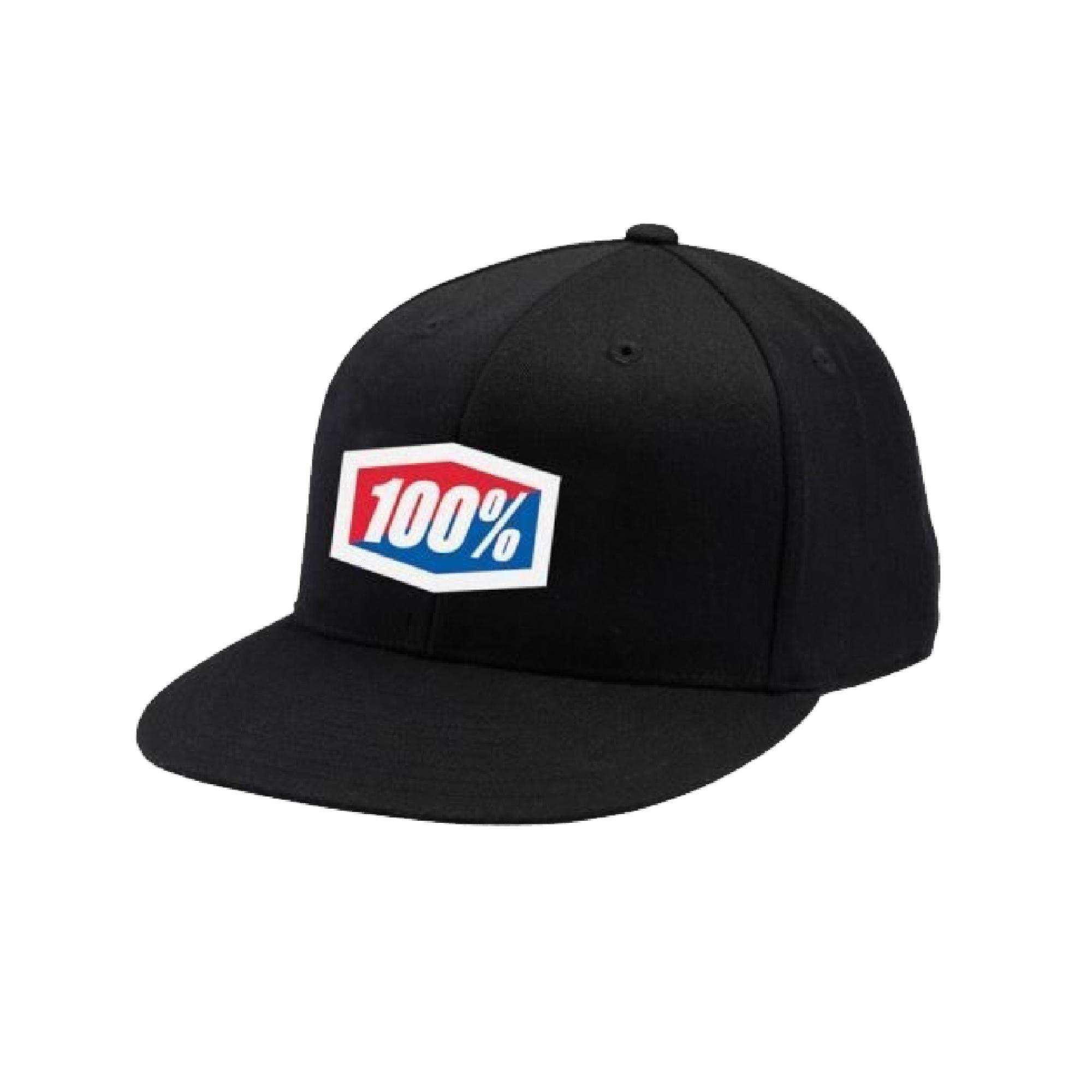 Official J-Fit Flexfit Hat Black-1