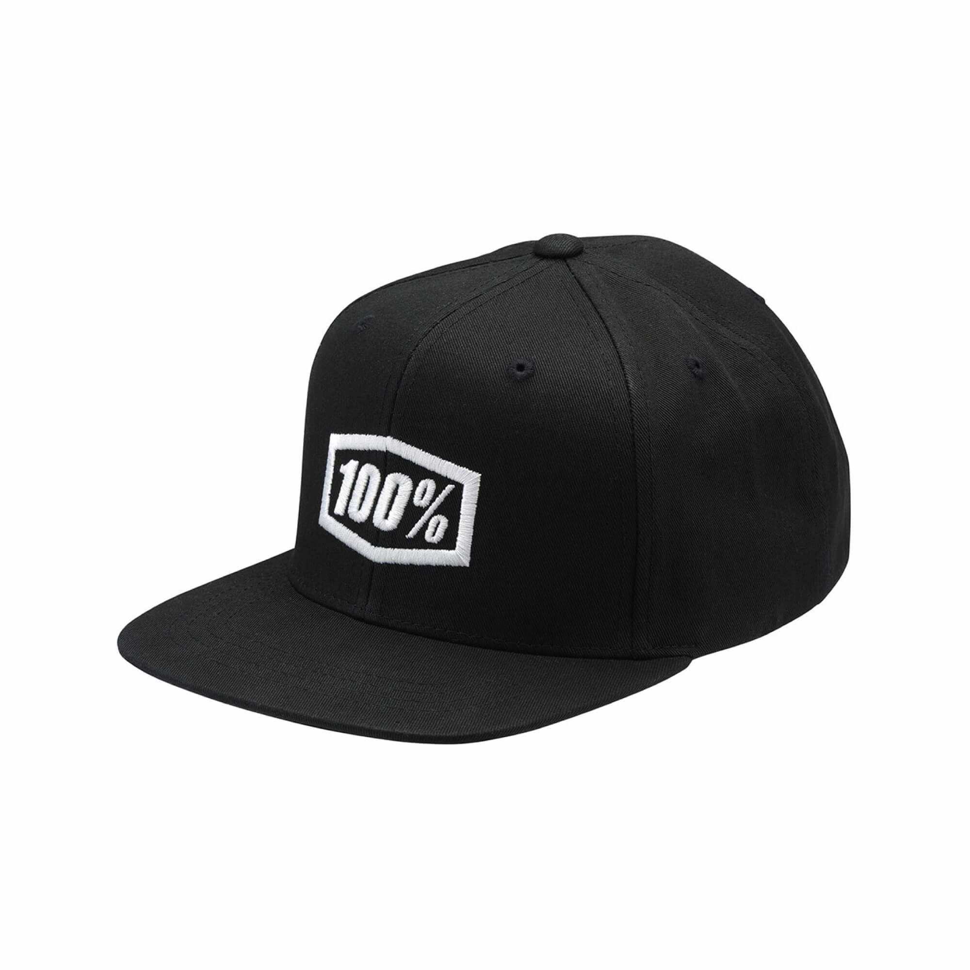 Enterprise Snapback Hat Black-1