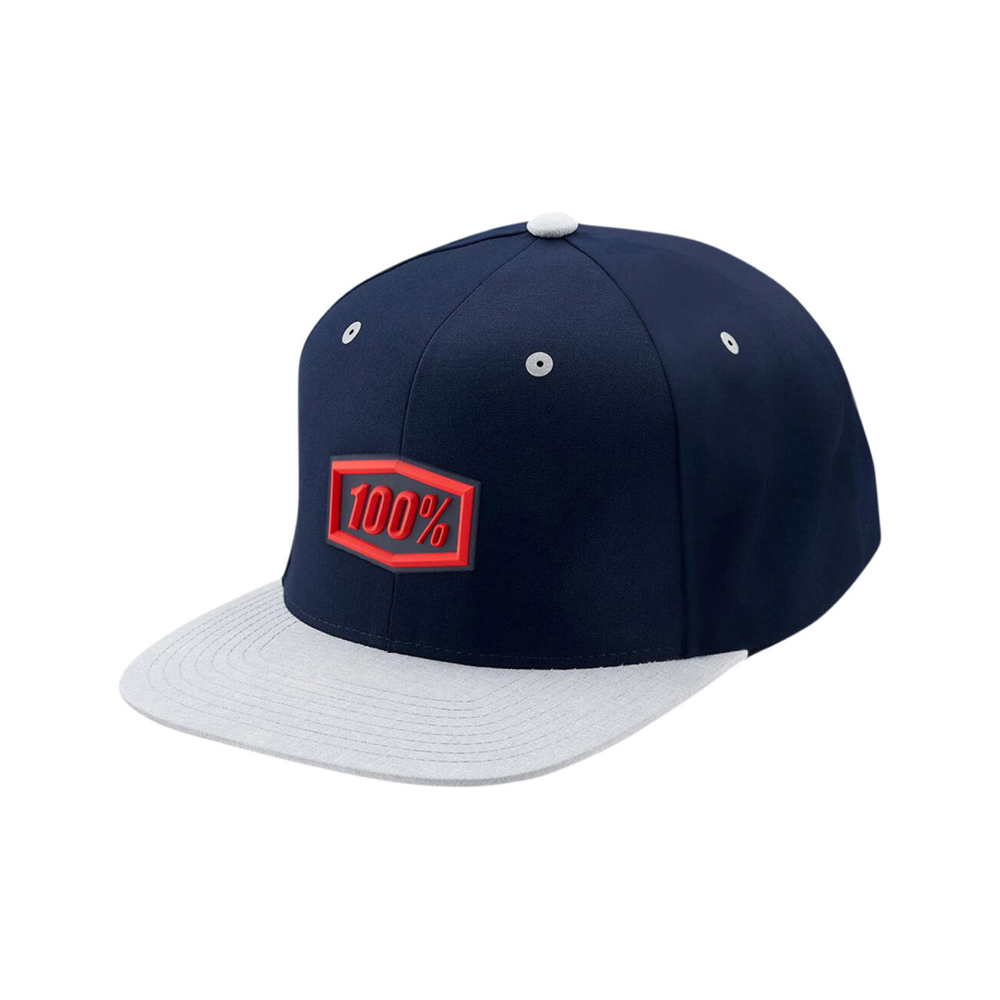 Enterprise Snapback Hat Navy-1