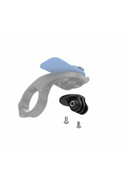 GoPro Adaptor for Out Front Mount Colour: Black