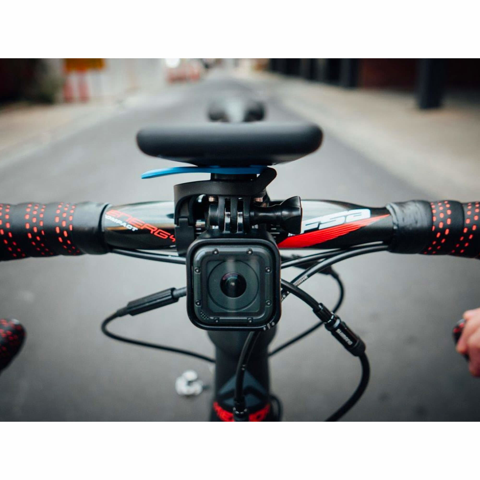 GoPro Adaptor for Out Front Mount Colour: Black-4