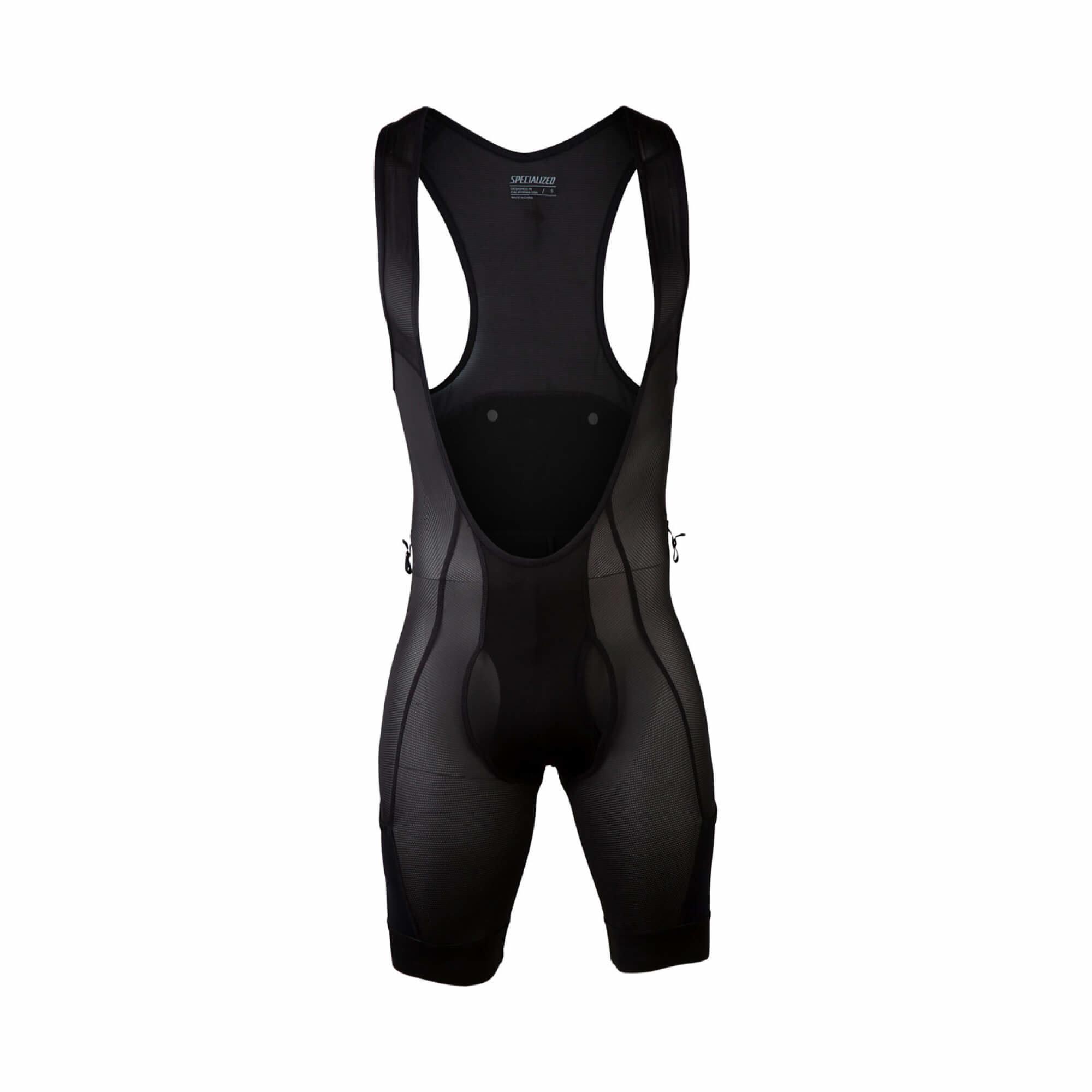 Men's Mountain Liner Bib Shorts With SWAT™-11