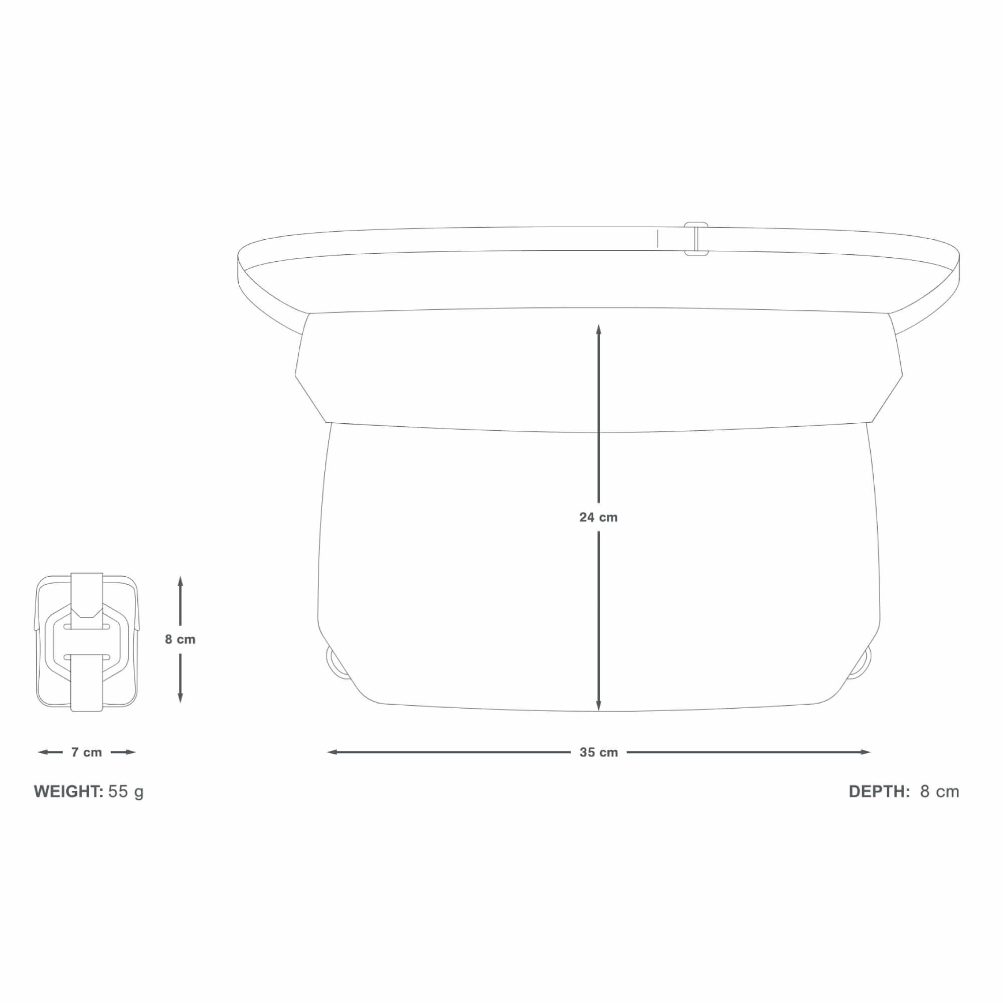 Packable Musette (7L)-8