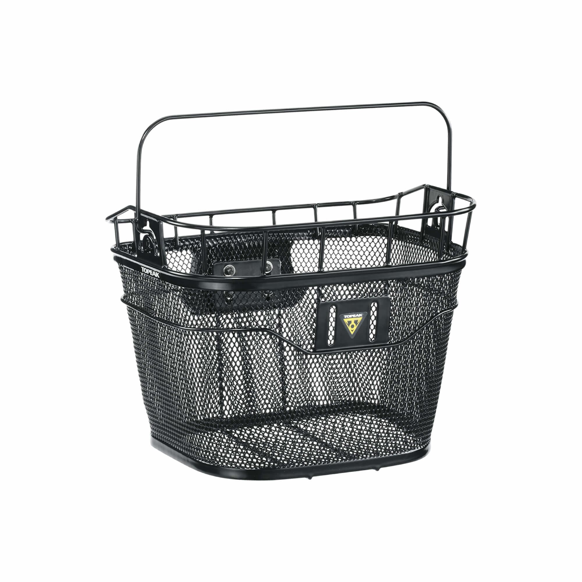 Front Basket Black Fixer 3-1