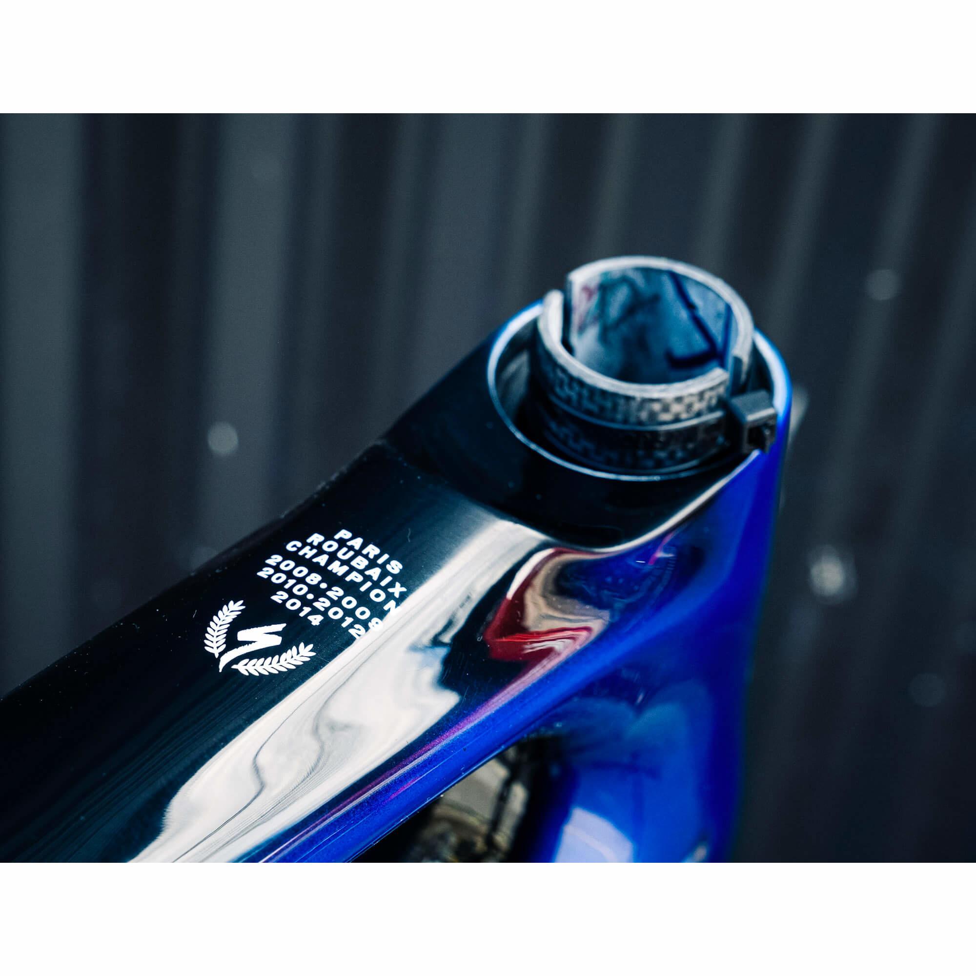 Roubaix Comp Frame Acblu/Tarblk 56cm 2017-3