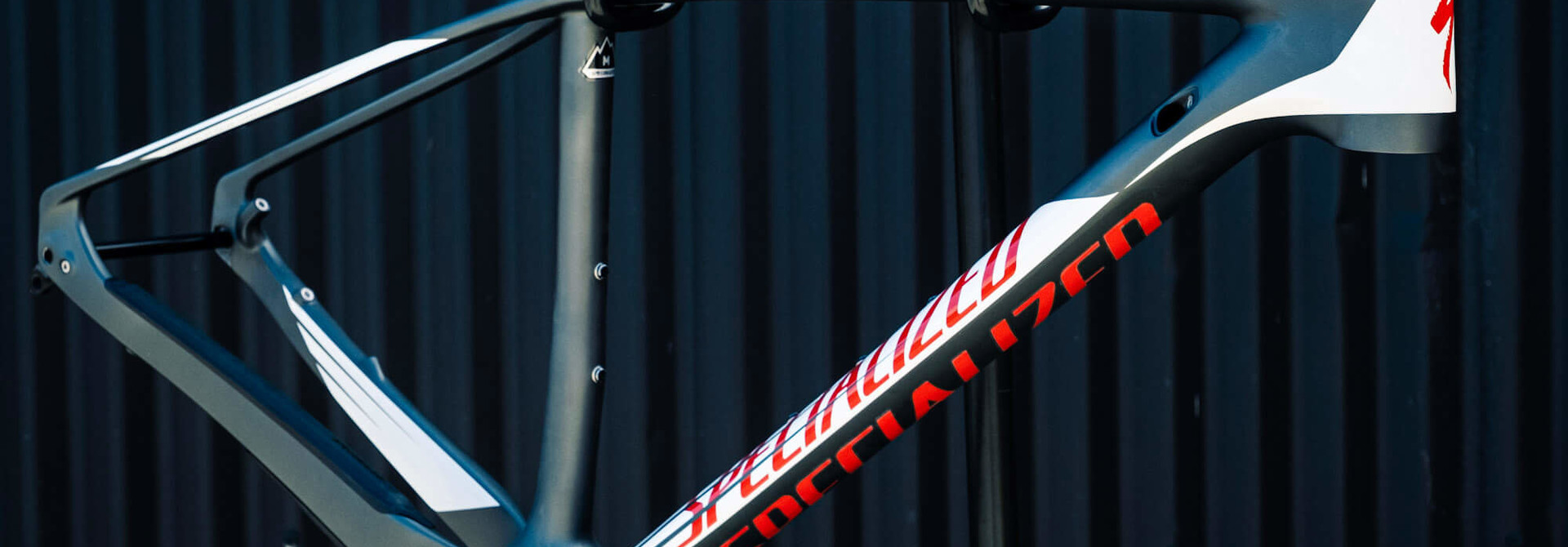 Stumpjumper Hardtail Pro Carbon World Cup 29 Frame Char/WHardtail/Flored X-Large 2016