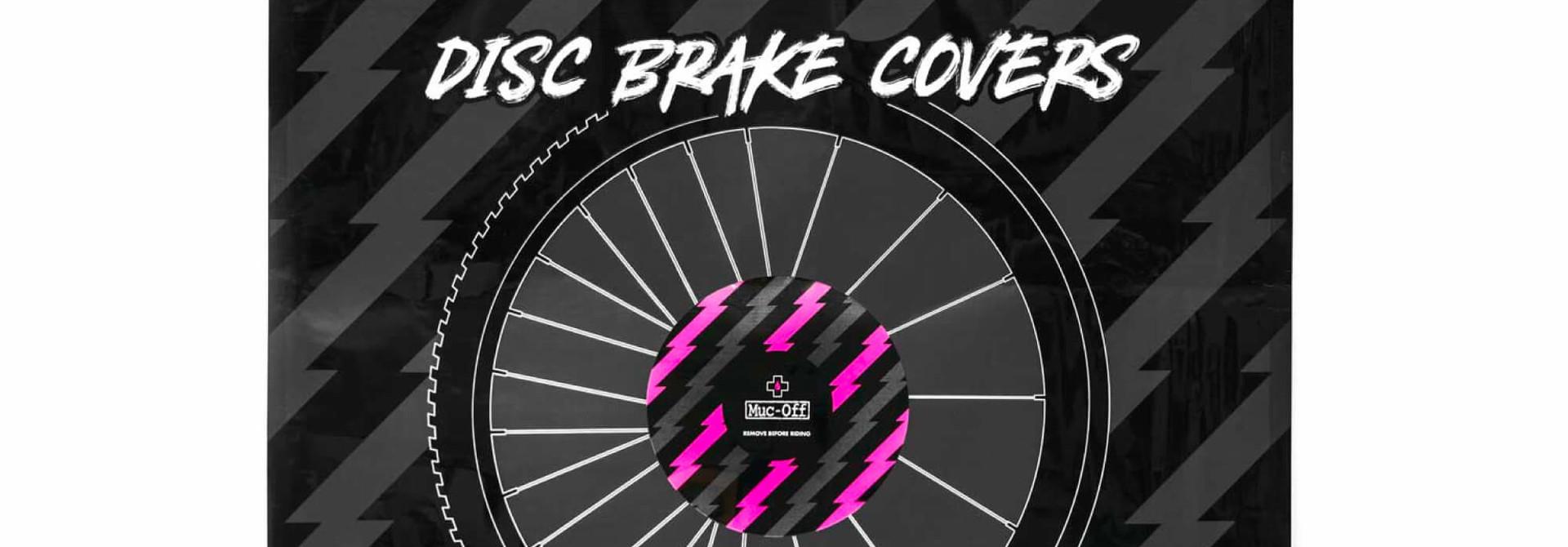 Disc Brake Covers Pair
