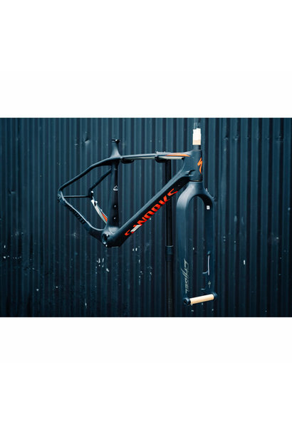 S-Works Fatboy Carbon Frame Carb/Blk/Rktred X-Large 2016