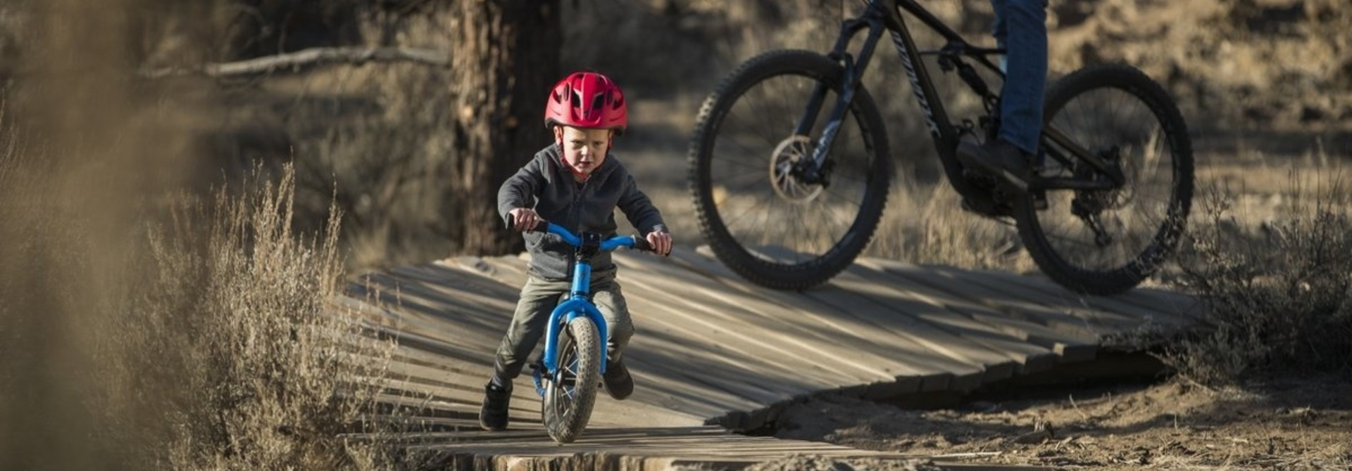 BIKES FOR KIDS FROM 0 - 6 YEARS OLD
