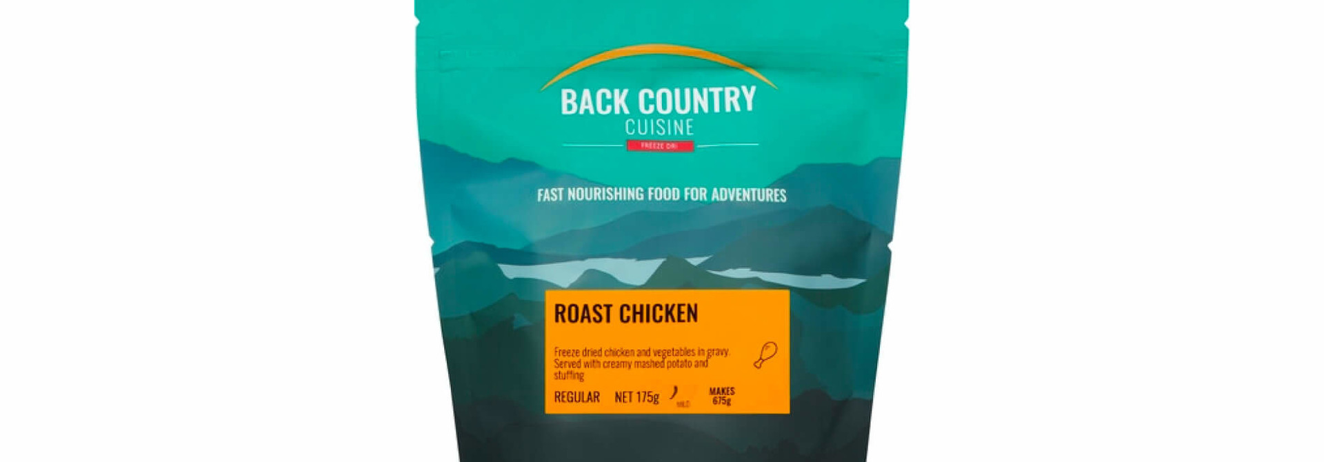 Back Country Cuisine Roast Chicken Regular