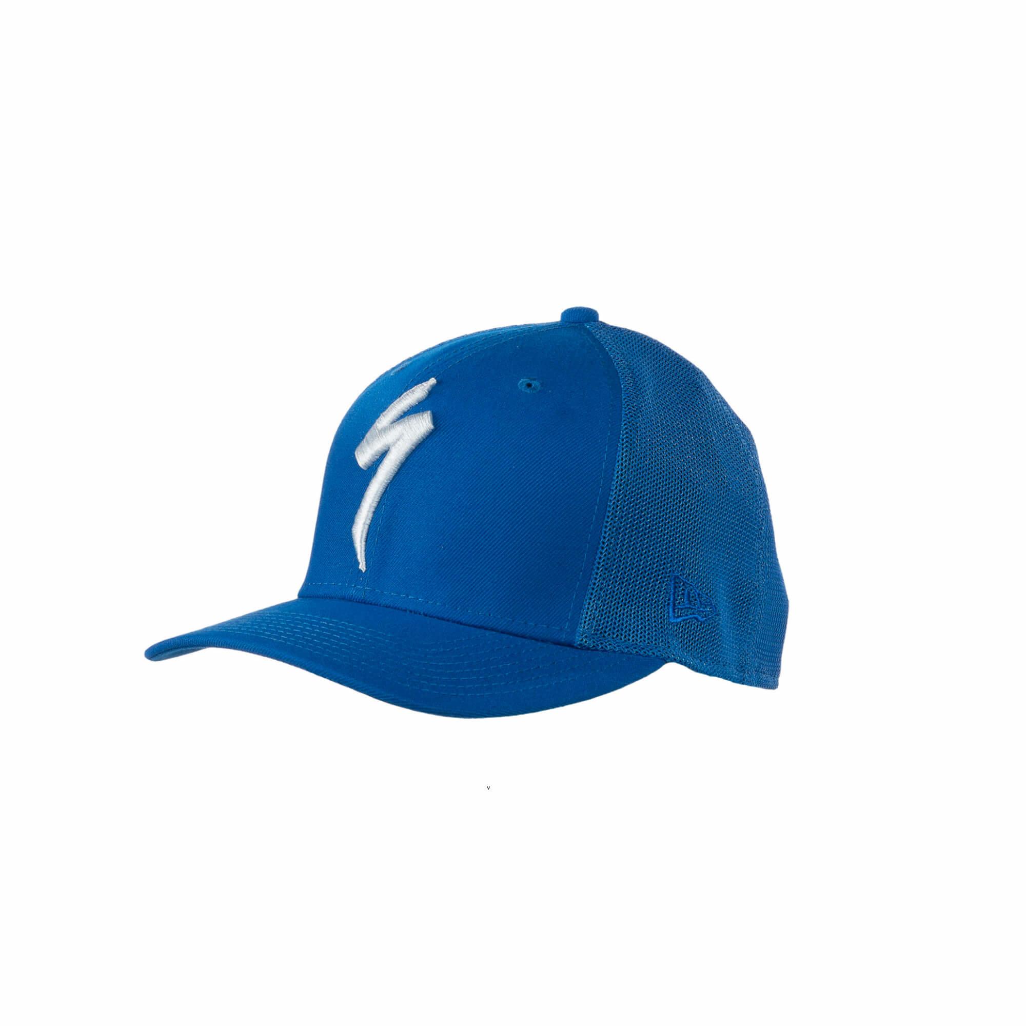 New Era Trucker Hat S-Logo Cobalt OSFA-1