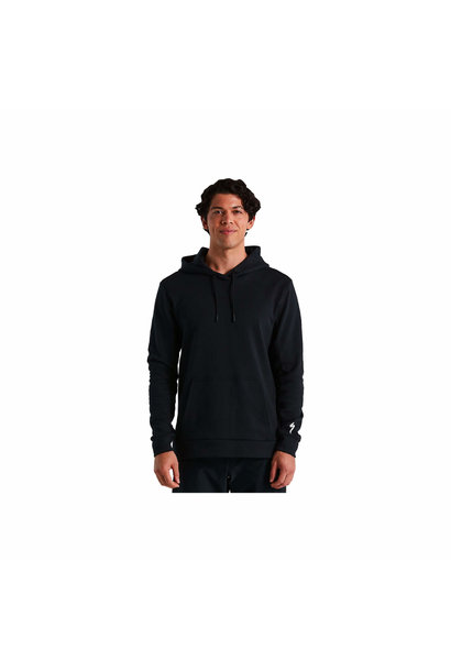 Legacy Pull-Over Hoodie Men Black