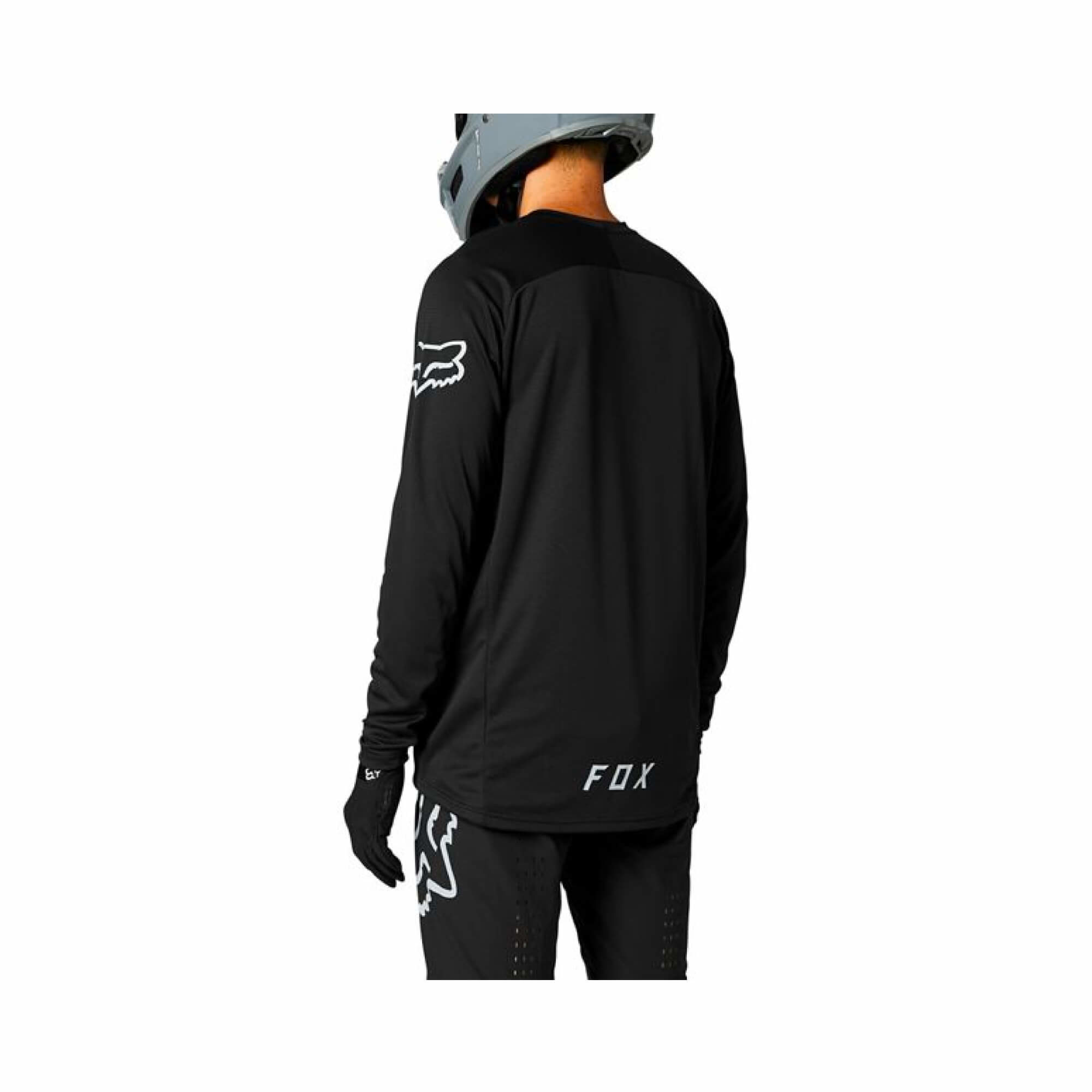 Defend Long Sleeve Jersey-2