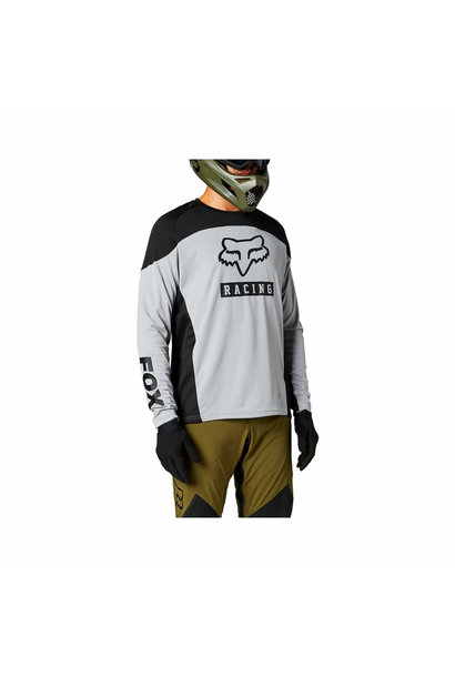 Defend Long Sleeve Jersey Graphic