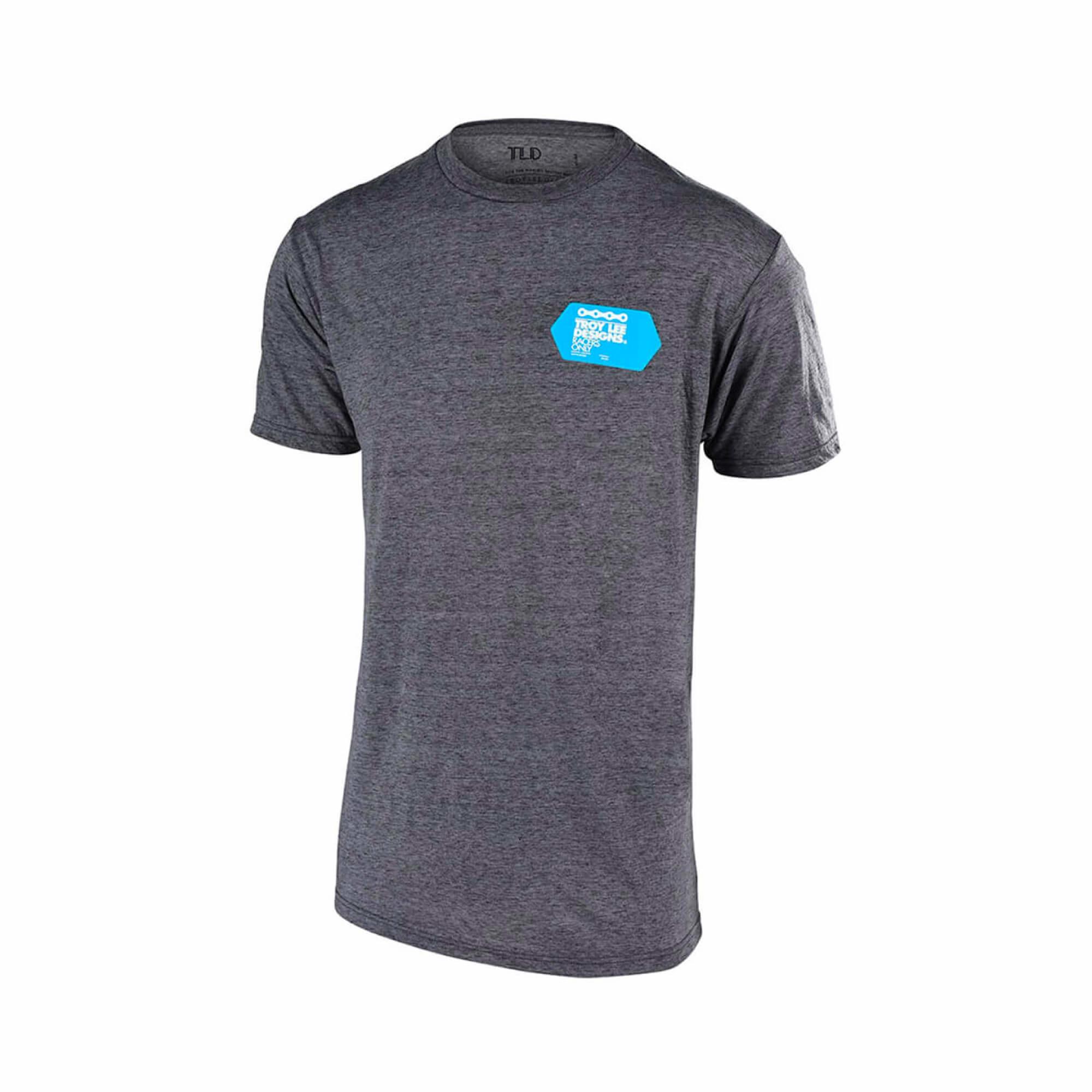 ER Flowline Short Sleeve Tech T-Shirt-1