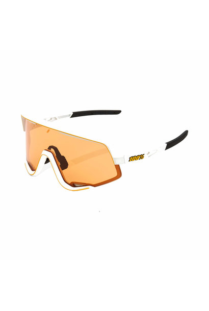 Glendale Soft Tact Off White Persimmon Lens