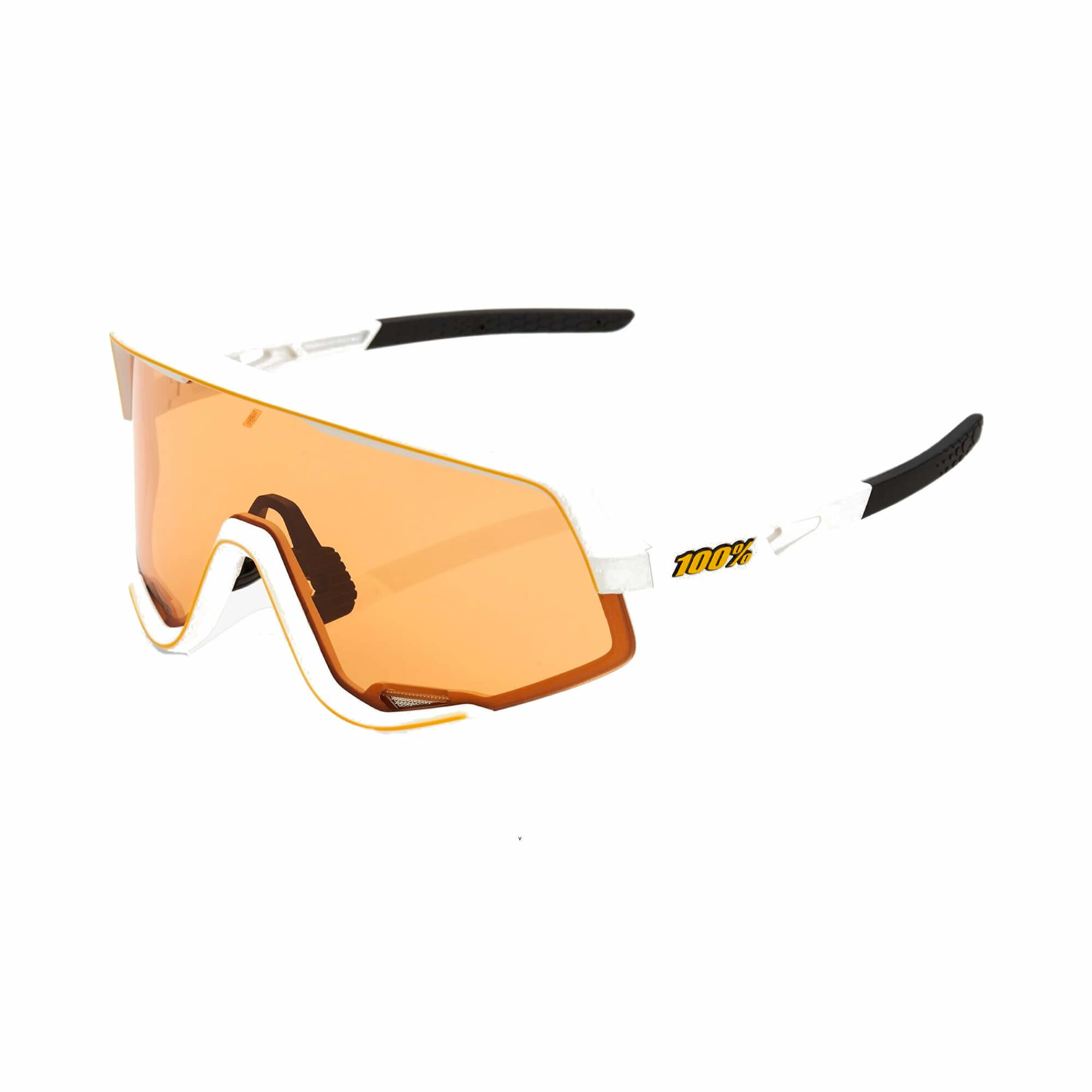 Glendale Soft Tact Off White Persimmon Lens-1