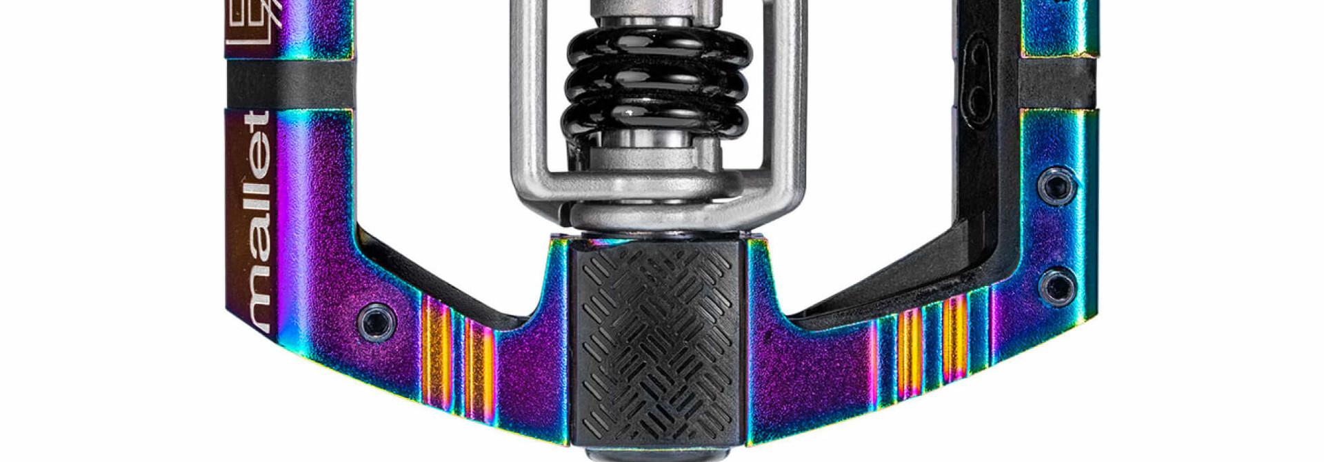 Pedal Mallet E LS Oil Slick