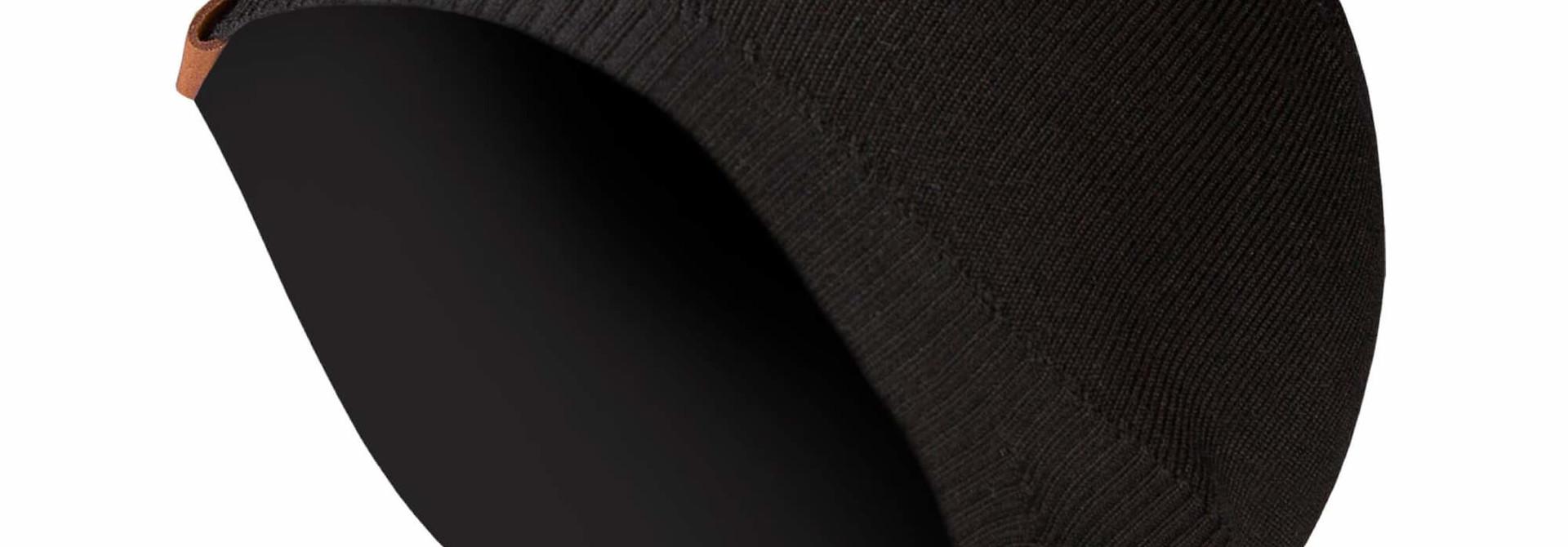 BaaBaa Merino Skullcap II Black