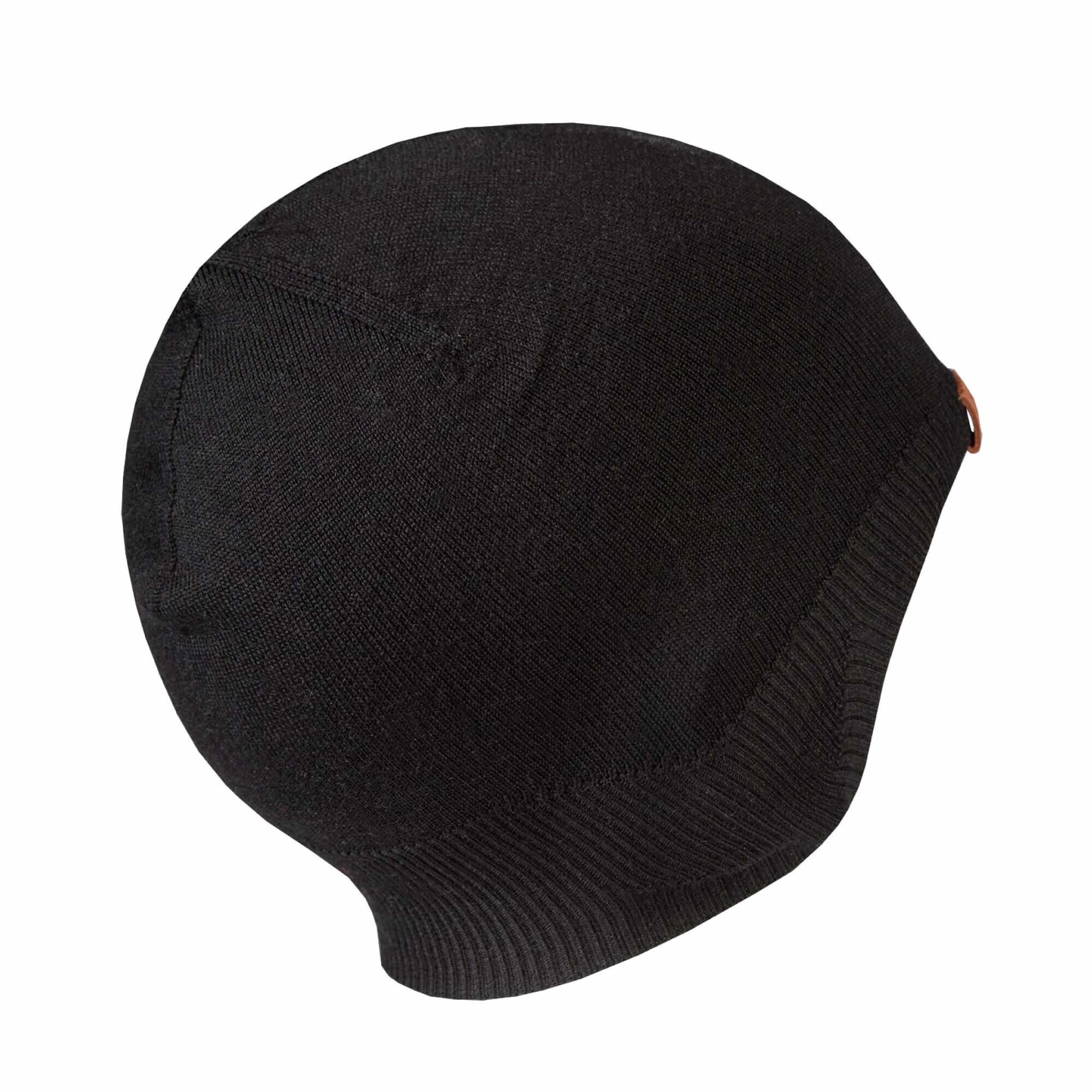 BaaBaa Merino Skullcap II Black-2