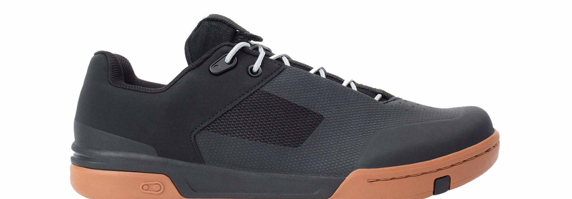 Shoe Stamp Lace Flat