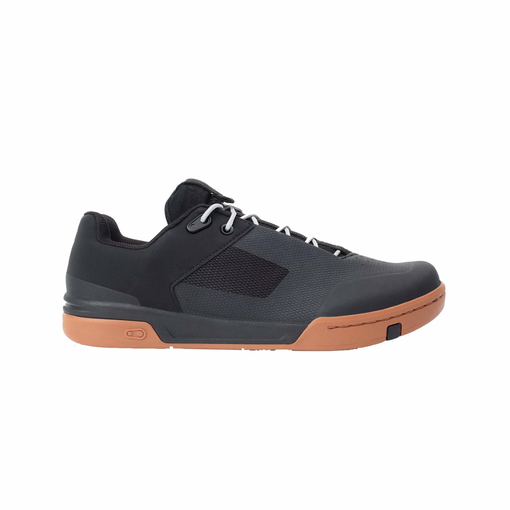 Shoe Stamp Lace Flat-1