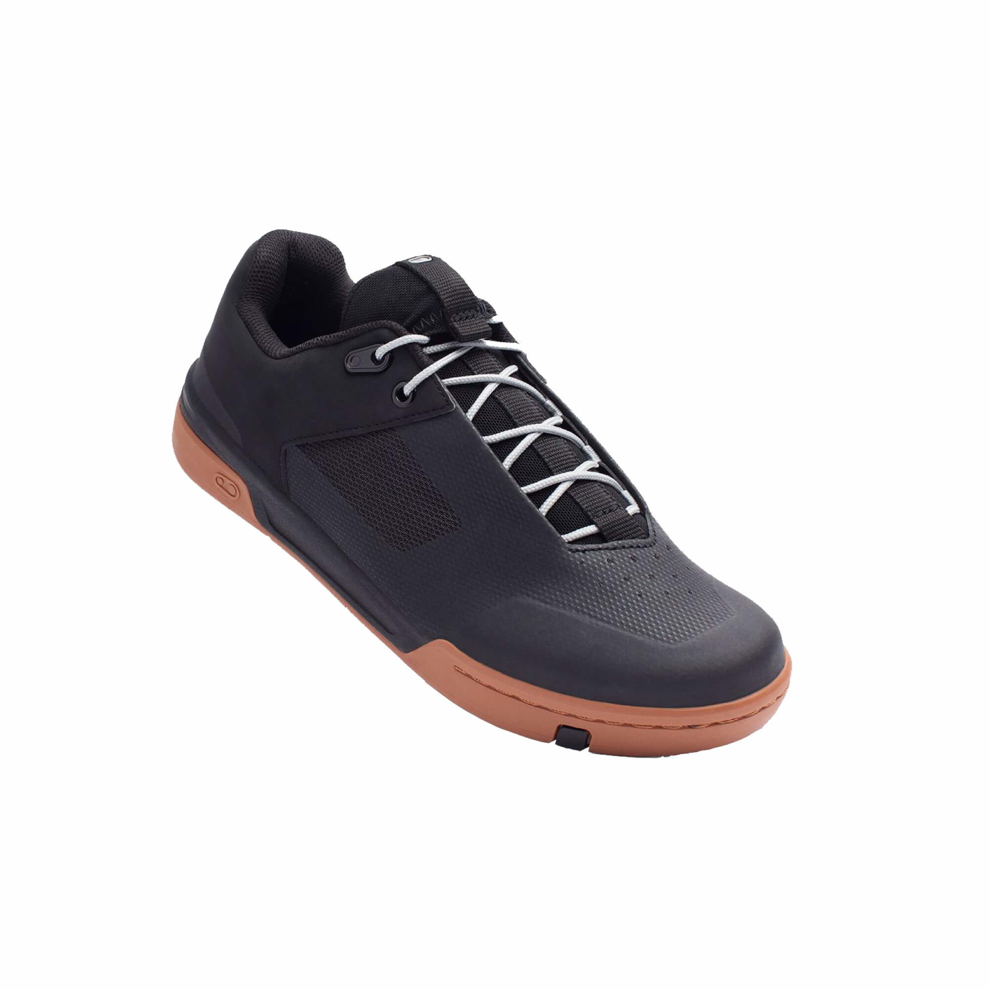 Shoe Stamp Lace Flat-3