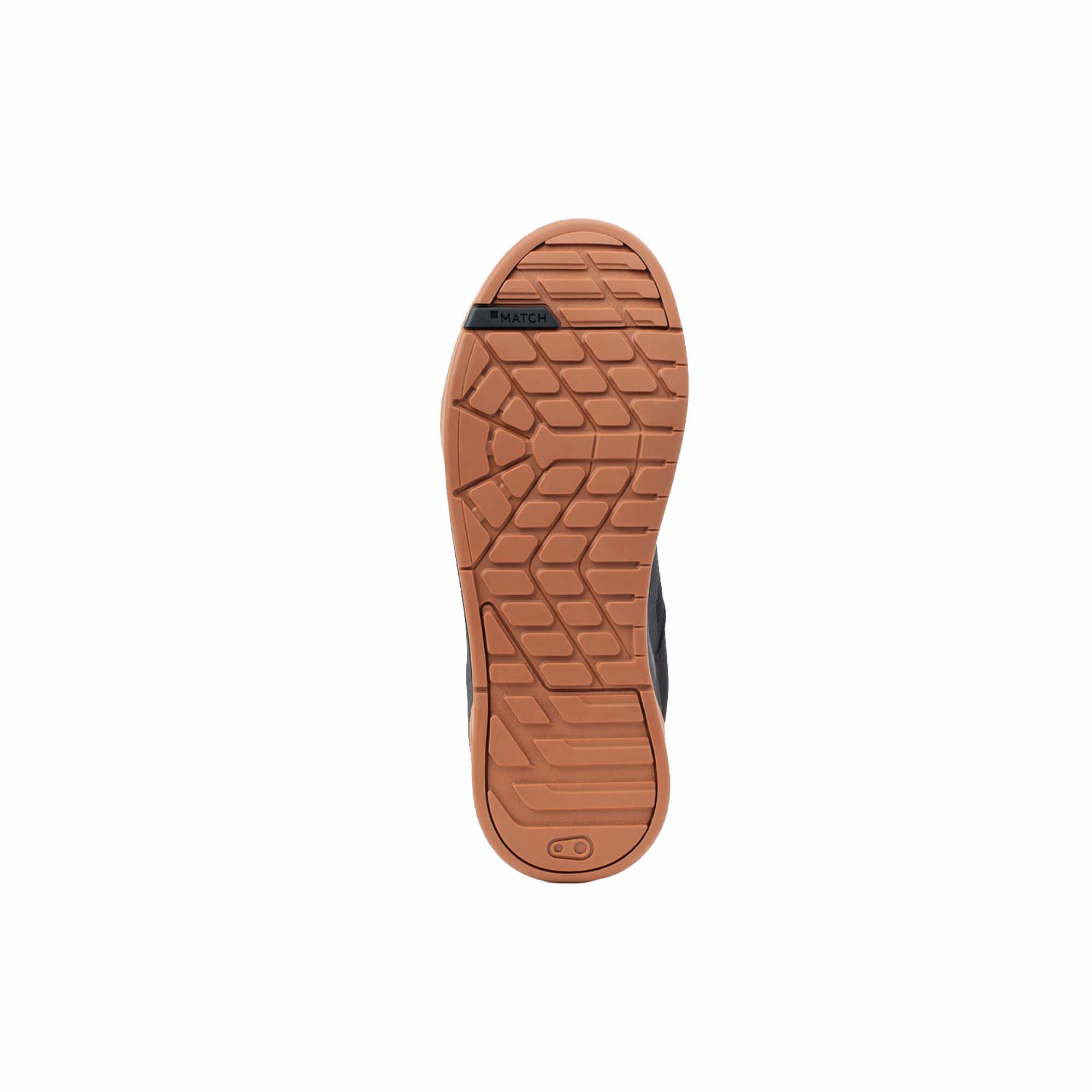 Shoe Stamp Lace Flat-4