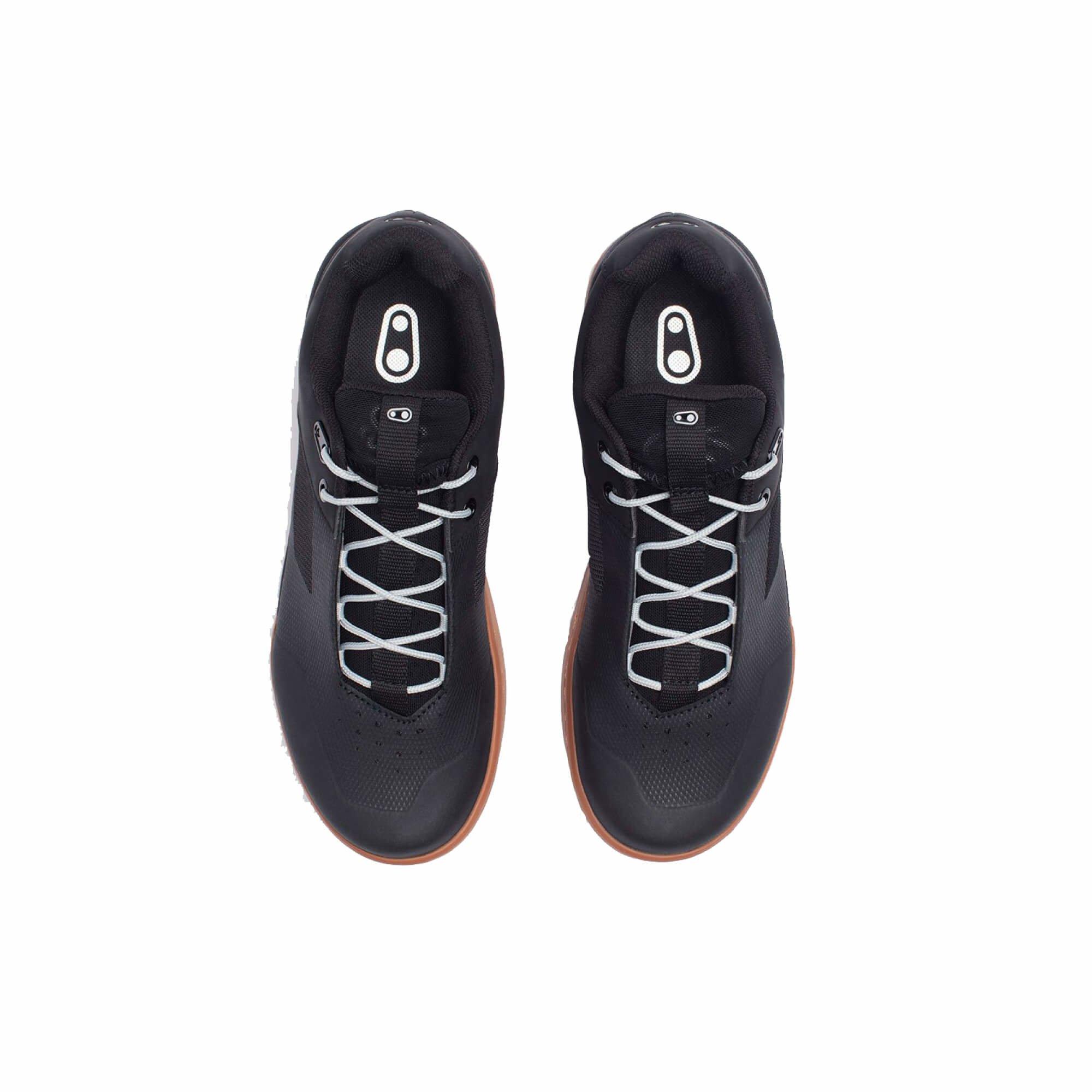 Shoe Stamp Lace Flat-6