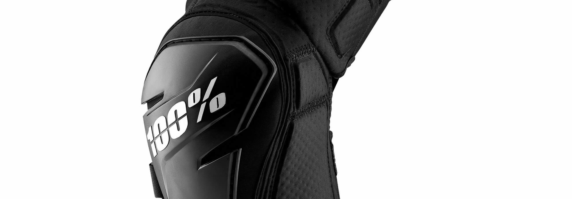 Fortis Knee Guard Black